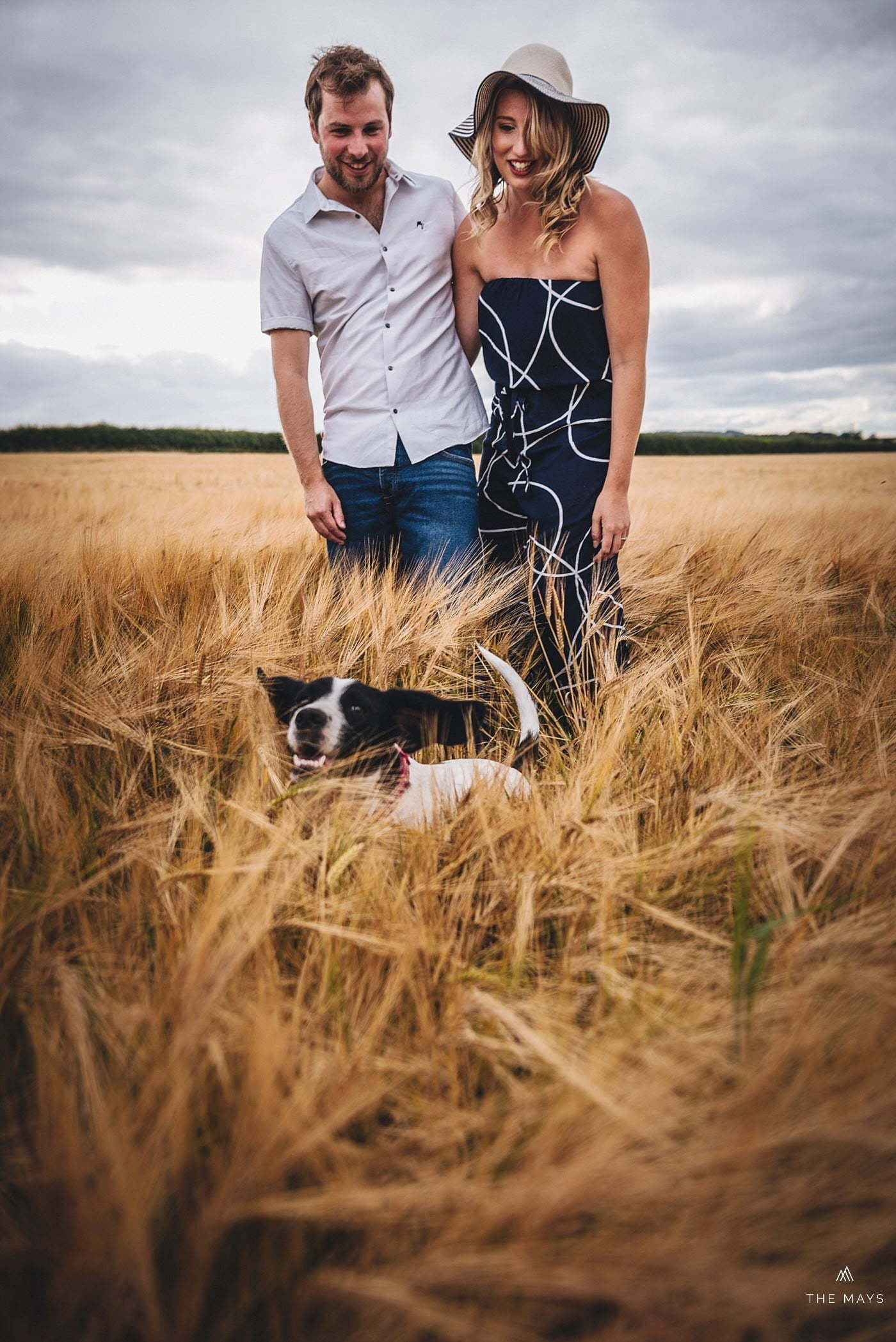 Hereford engagement session