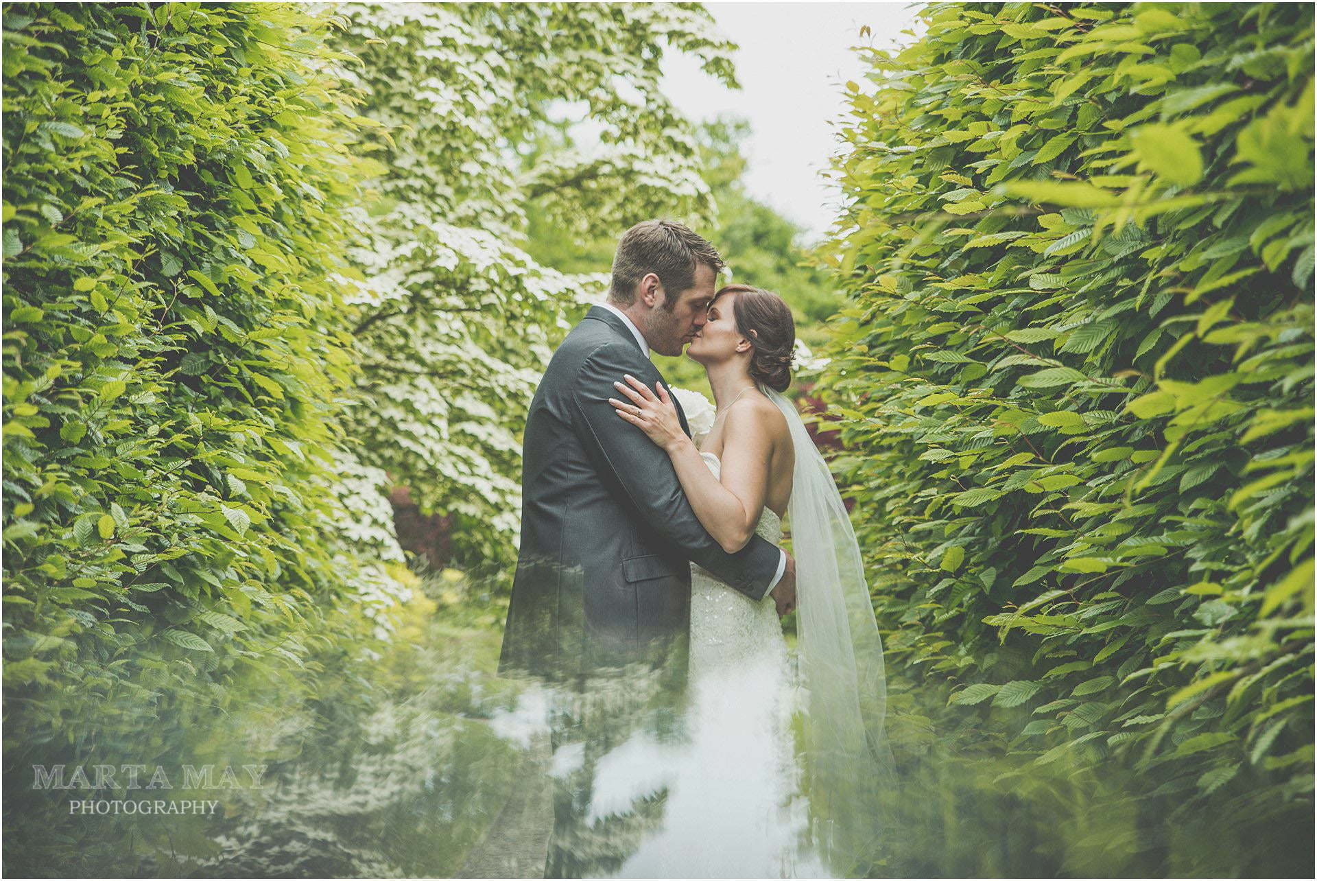 Brobury House Herefordshire wedding photographer
