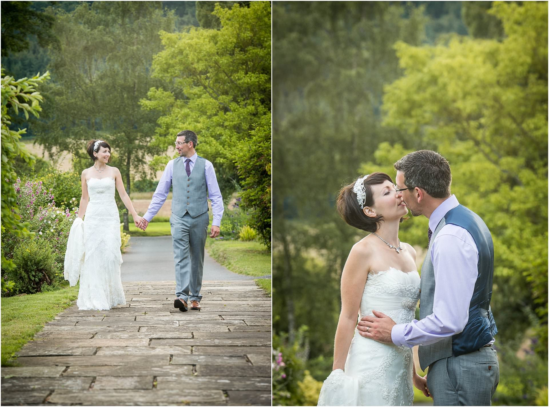Brinsop Court Wedding Photographer Herefordshire