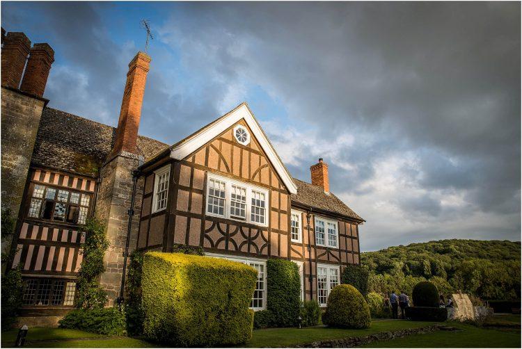 romantic wedding venues Hereford