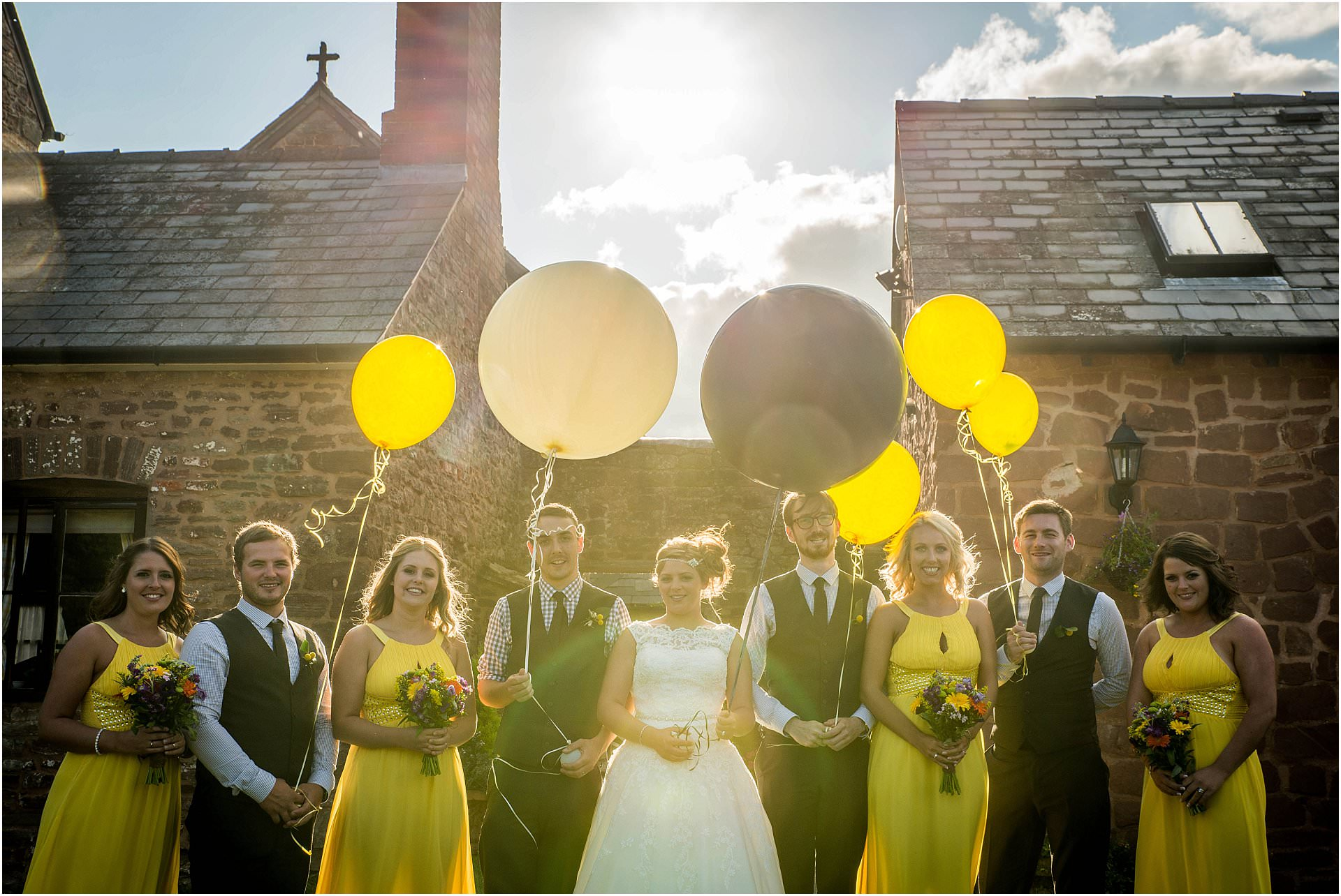 Flanesford Priory Wedding Venue Goodrich Herefordshire