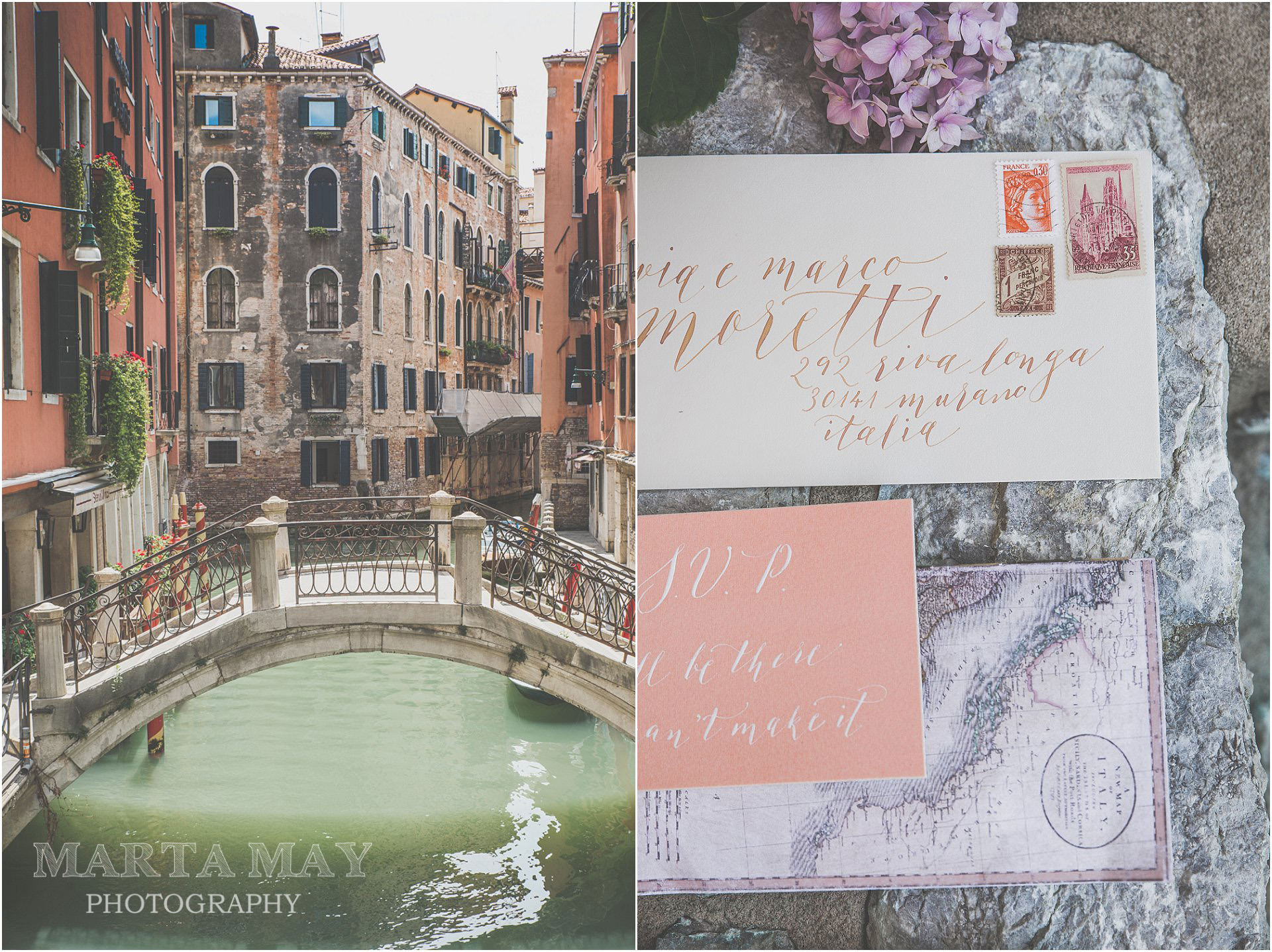 Destination Wedding Photographer Venice Italy Claire Pettibone
