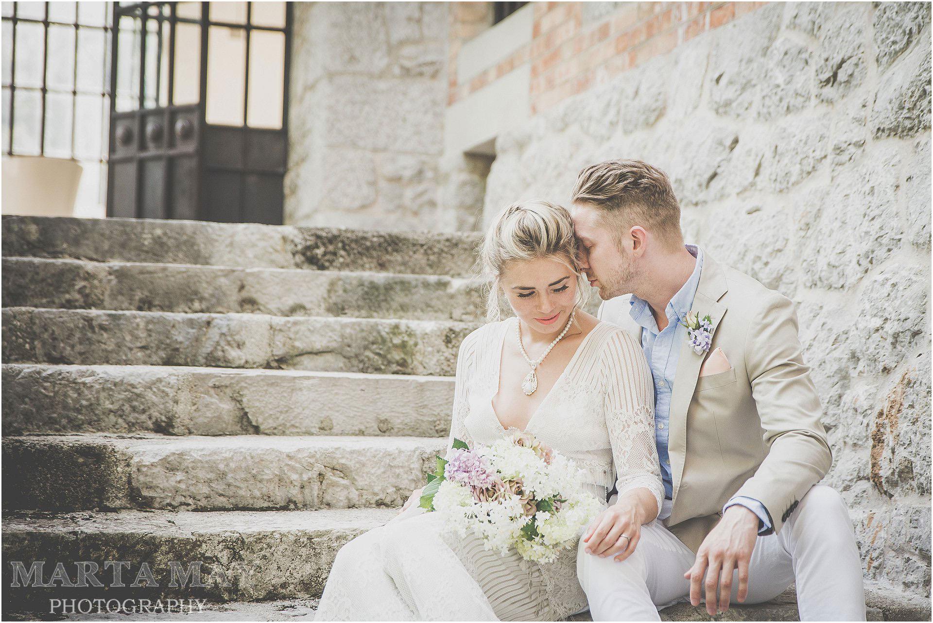 Count Ceconi Castle love story