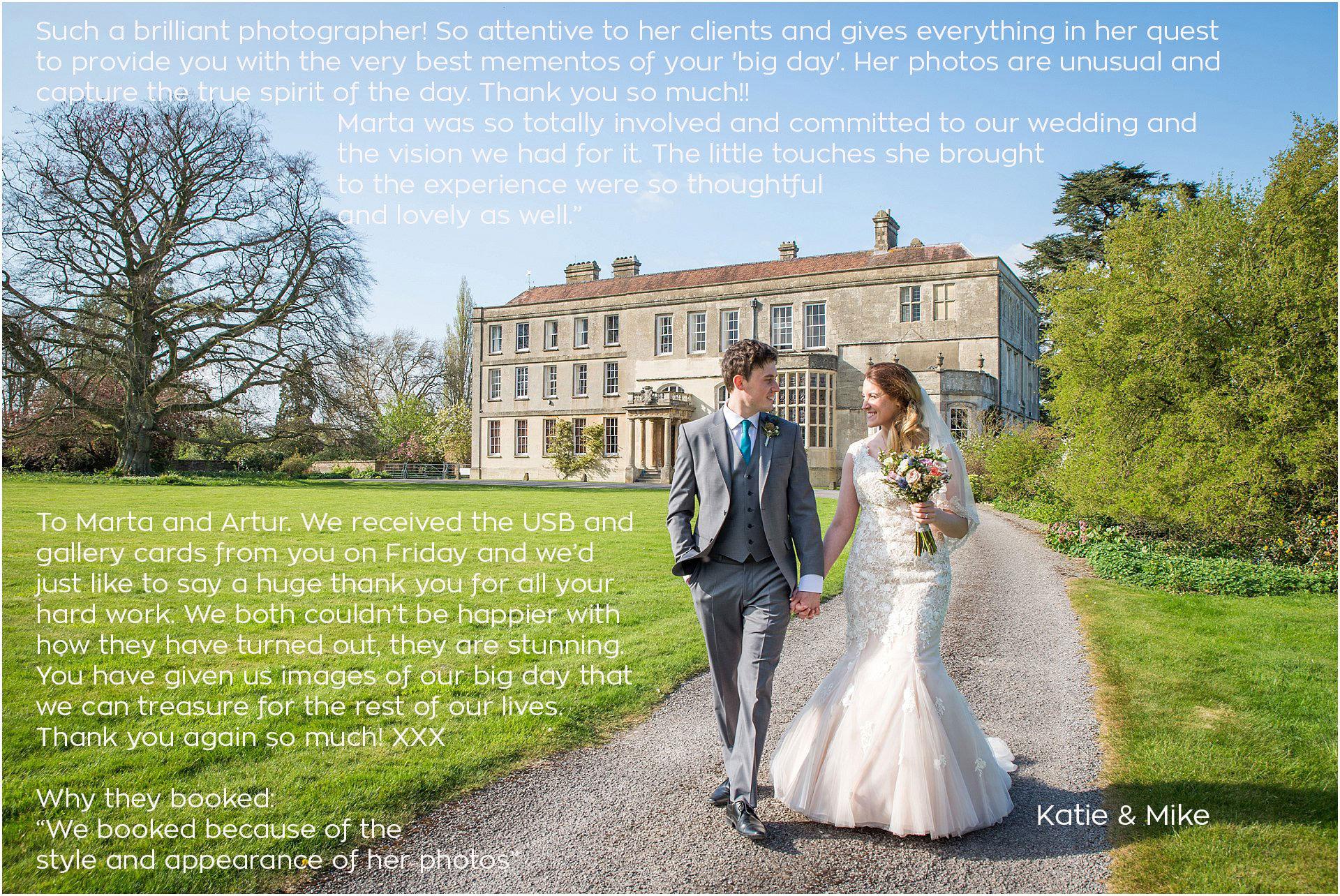 Elmore Court Gloucestershire Wedding Photographer