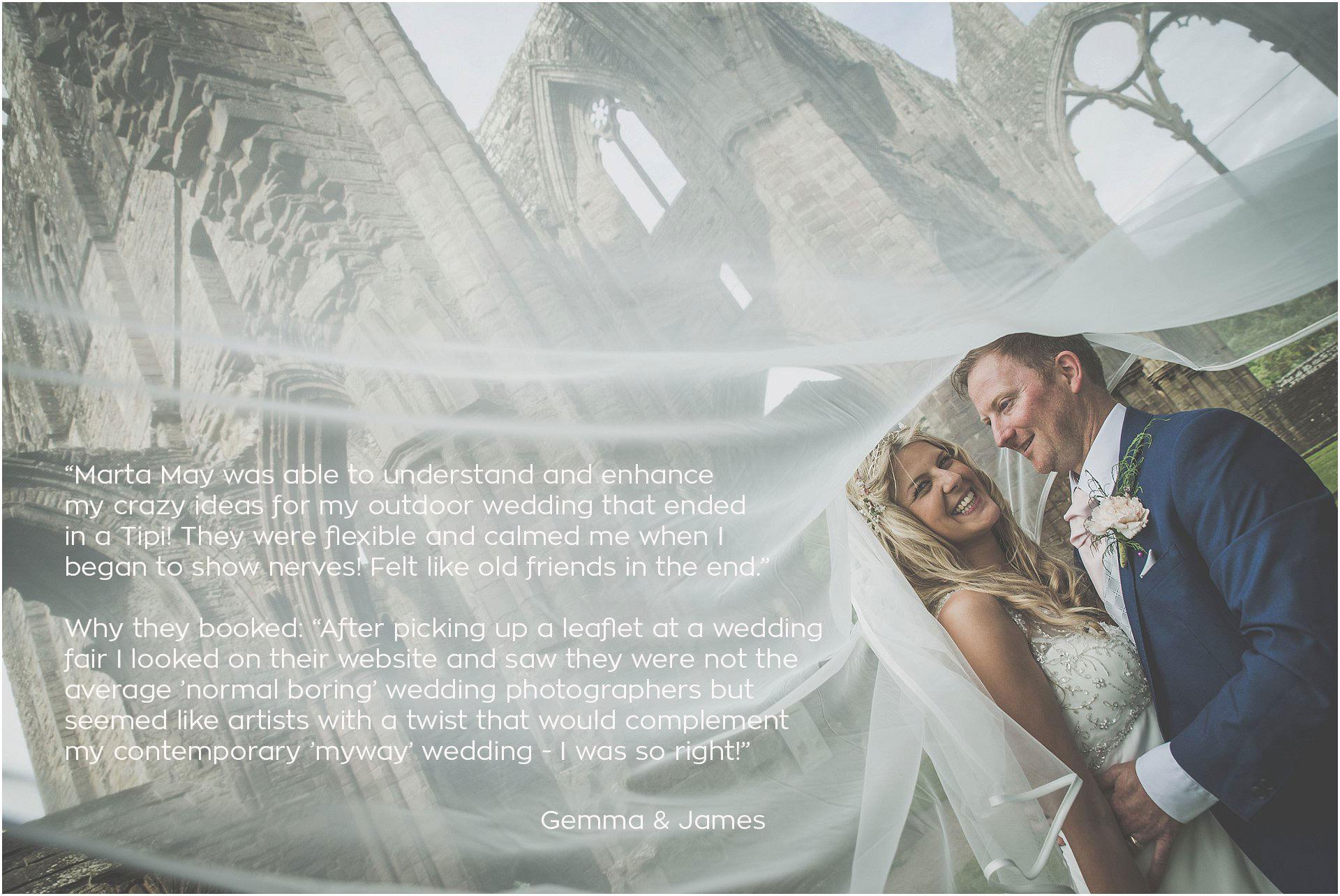 Tintern Abbey wedding Marta May Photography