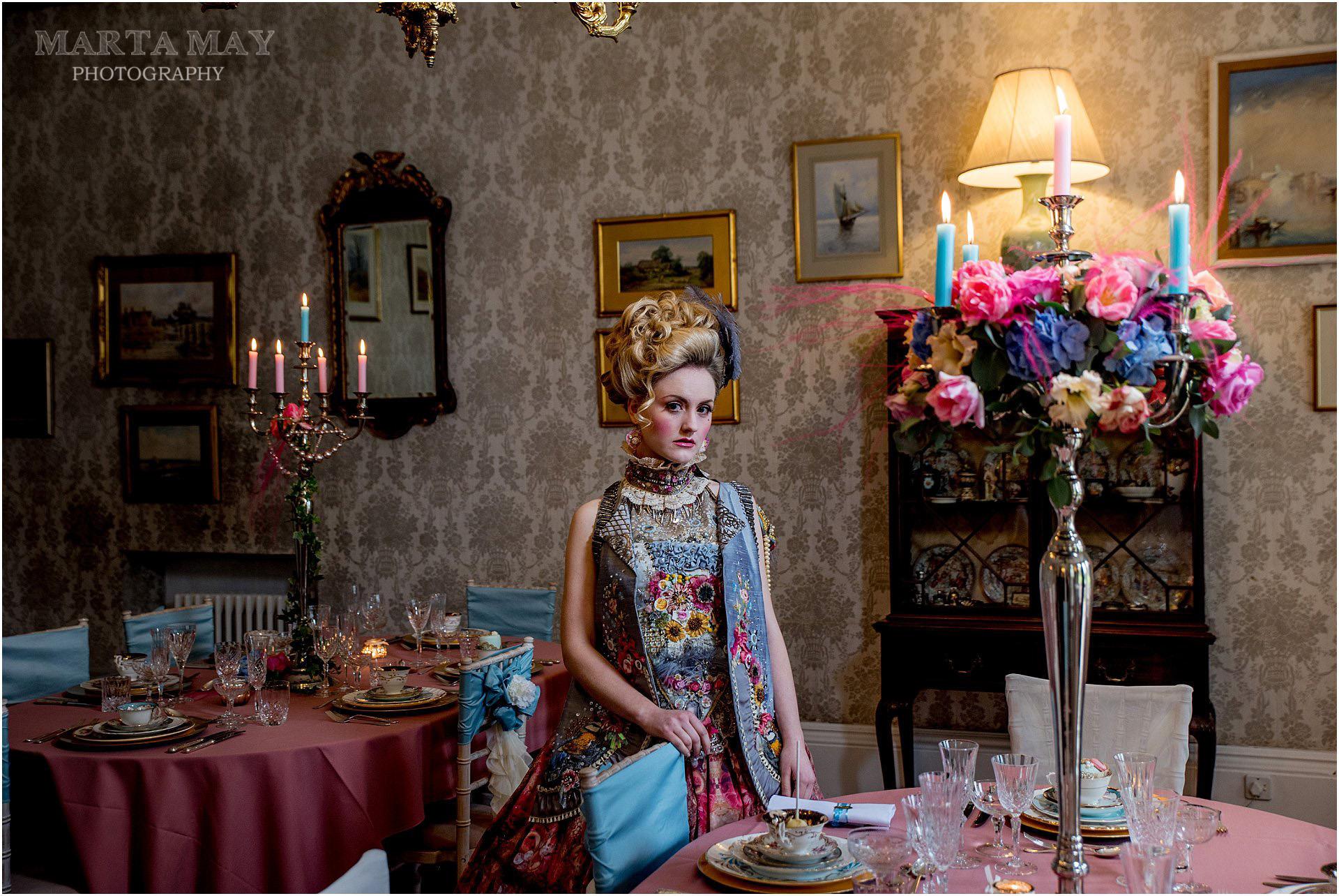 Marie Antoinette Jan Knibbs Homme House