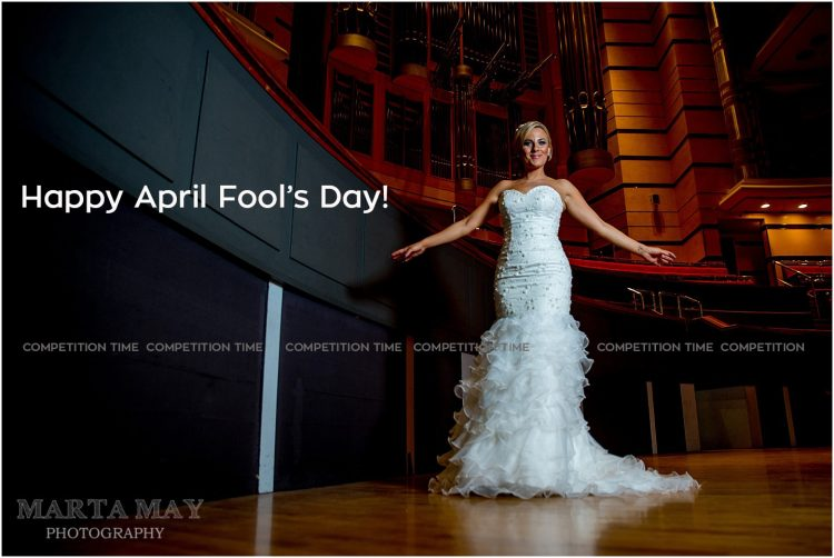 April Fools Day Photography Competition