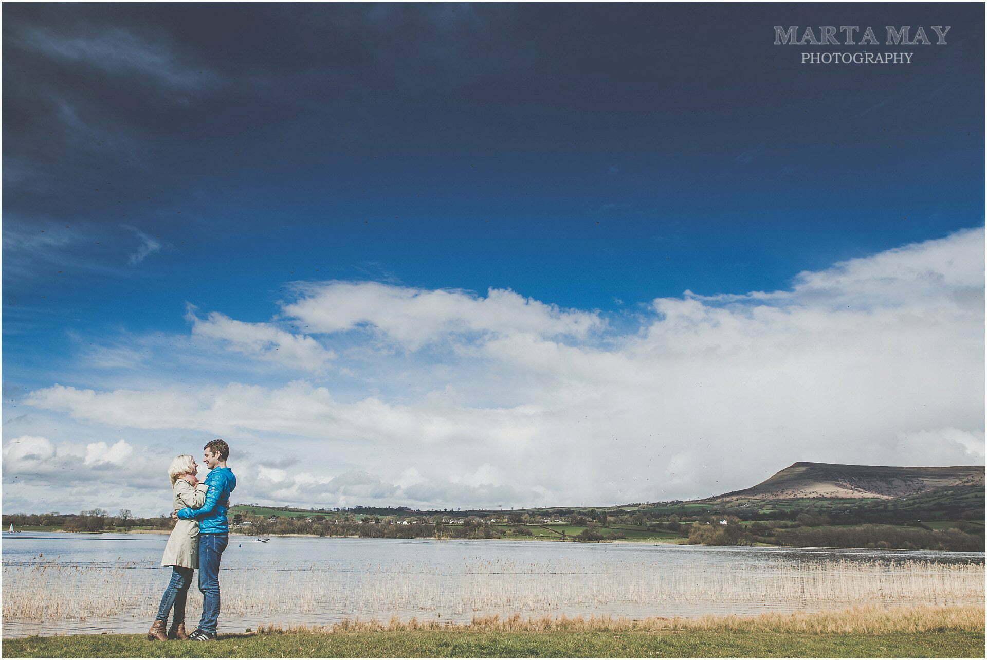 pre-wedding shoots Brecon wedding photographer