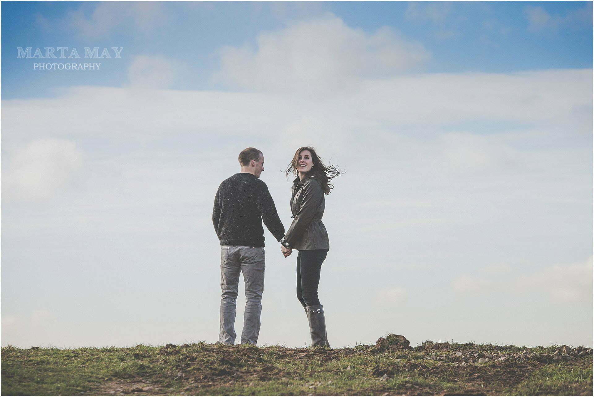 pre-wedding shoots Abergavenny wedding photographer