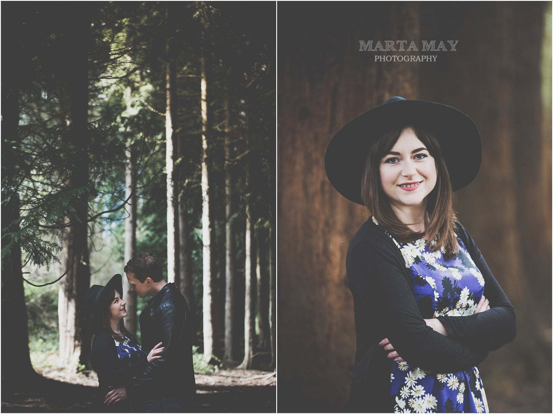 Herefordshire engagement session