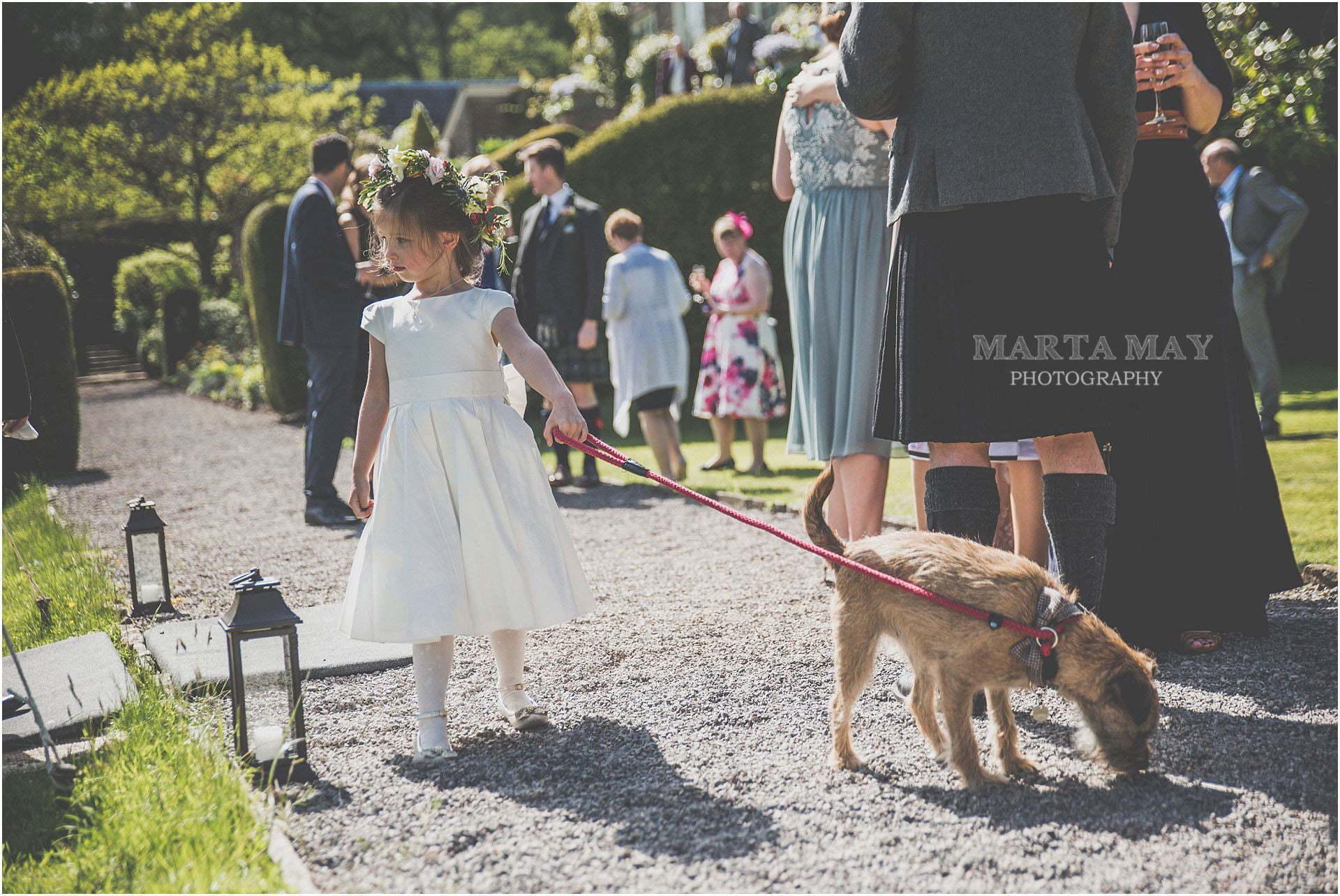 botanical wedding wedding photographer Wales