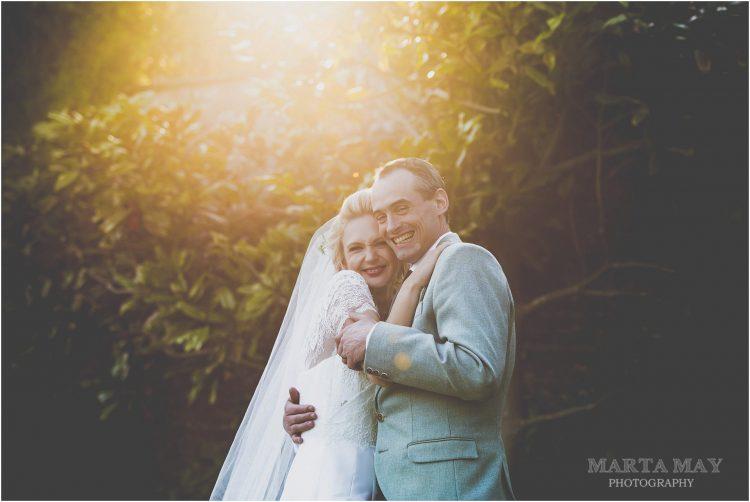 Scottish English wedding day photography