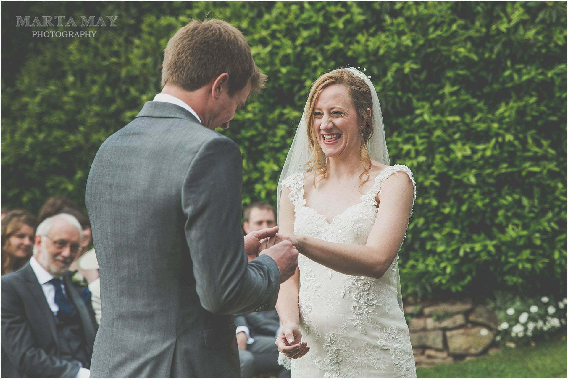 Hereford wedding photographer Lyde Arundel