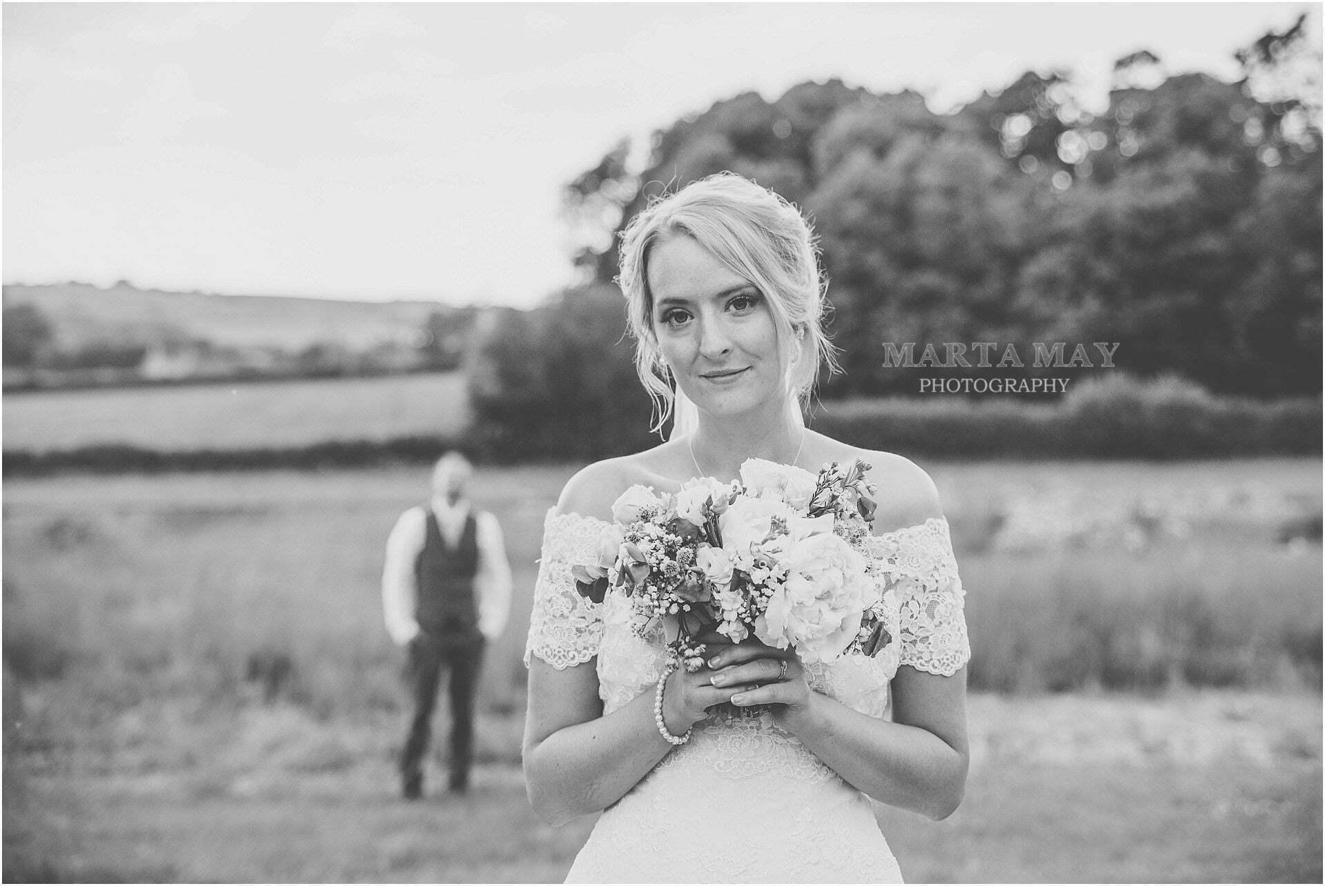 bridal portrait Stow on the Wold