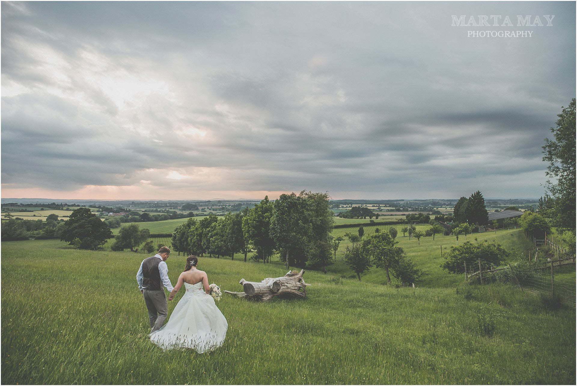 Deer Park Worcestershire wedding photographer
