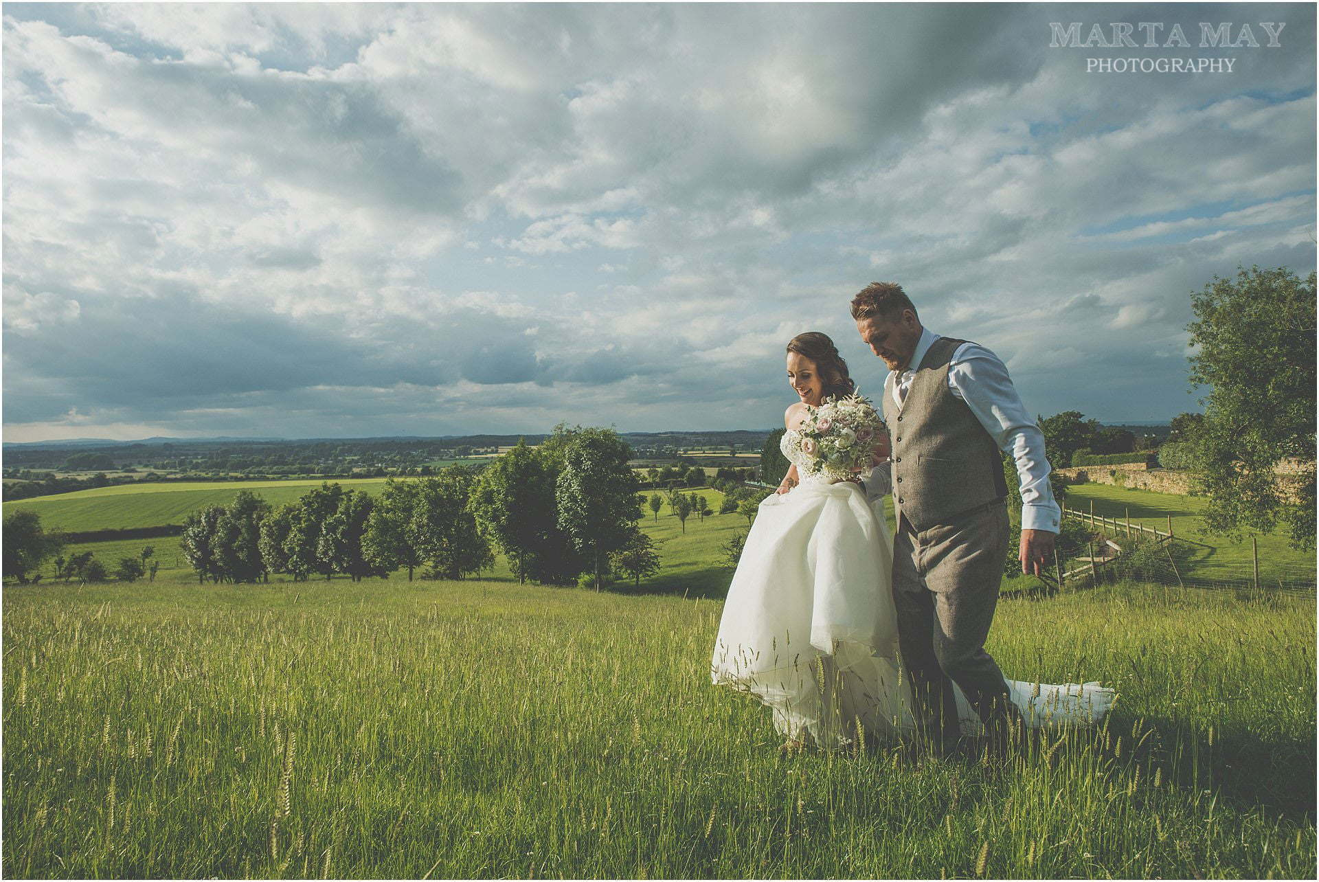 Deer Park Worcestershire wedding photographer