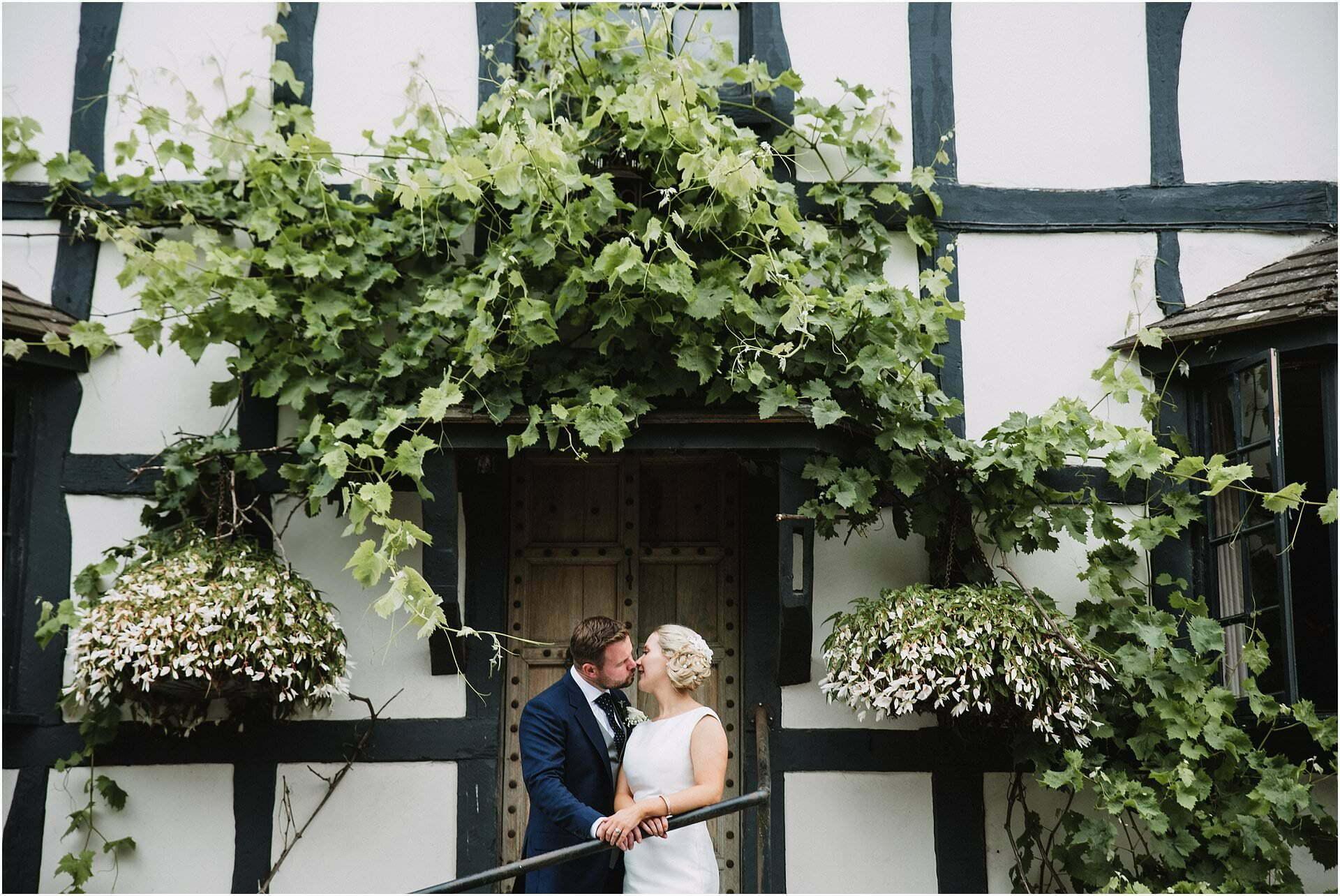 Green Man Hereford Herefordshire wedding
