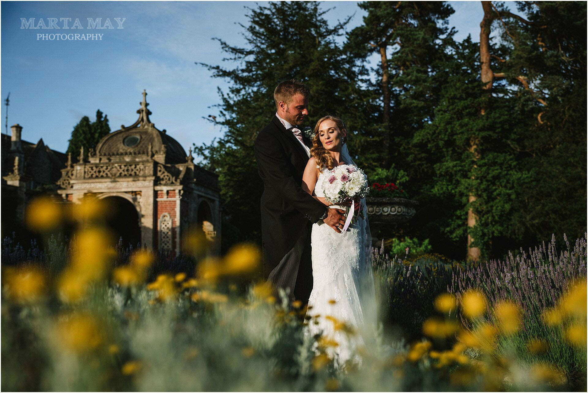 Westonbirt School Cotswolds wedding photographer