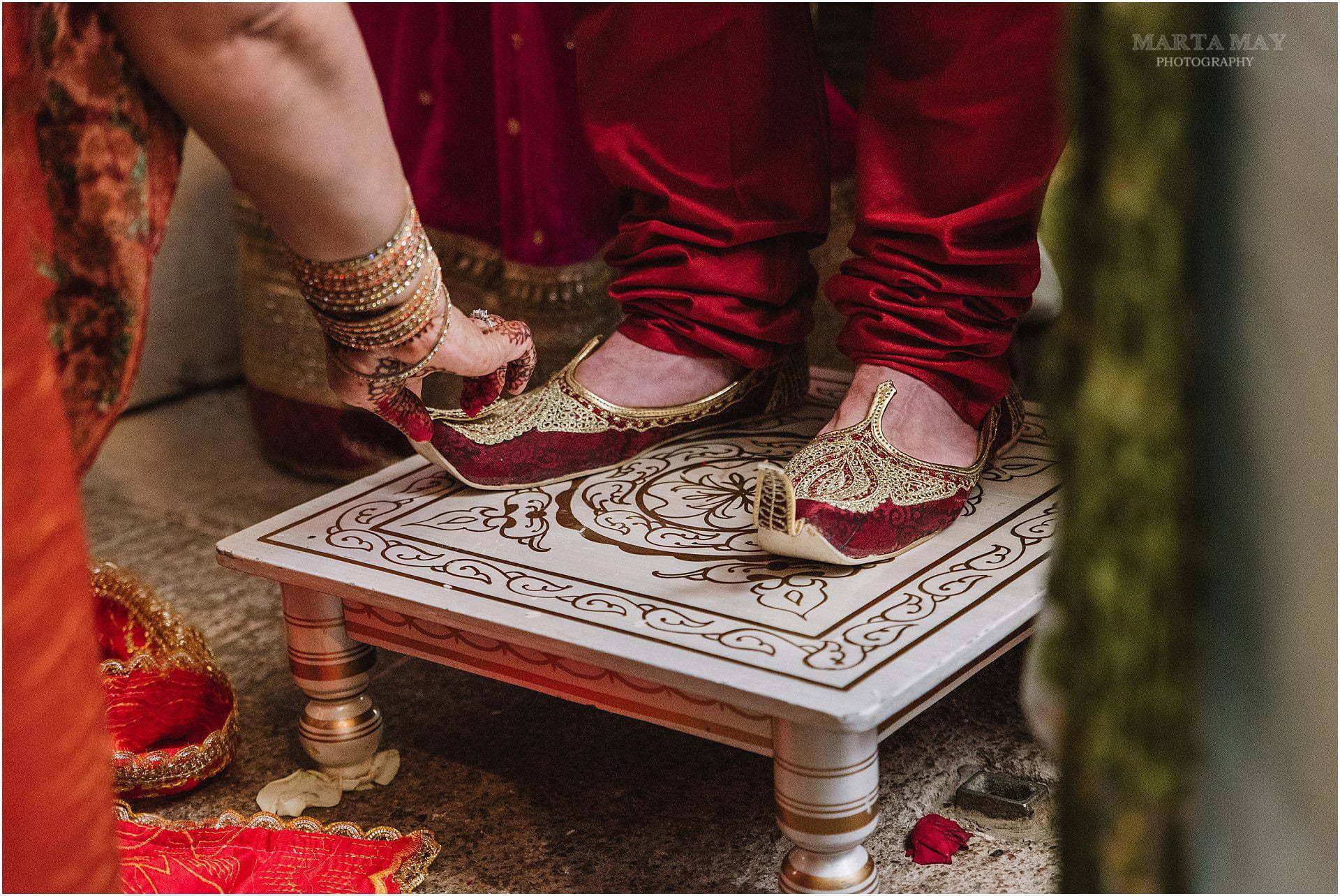 Herefordshire hindu wedding photographer