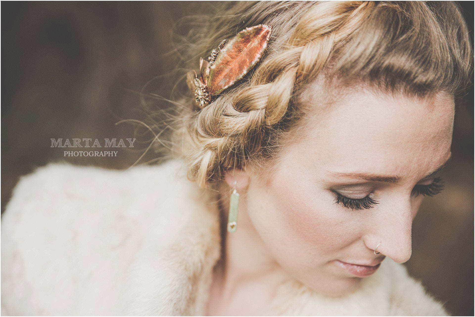 hygge botanical wedding photography cotswolds