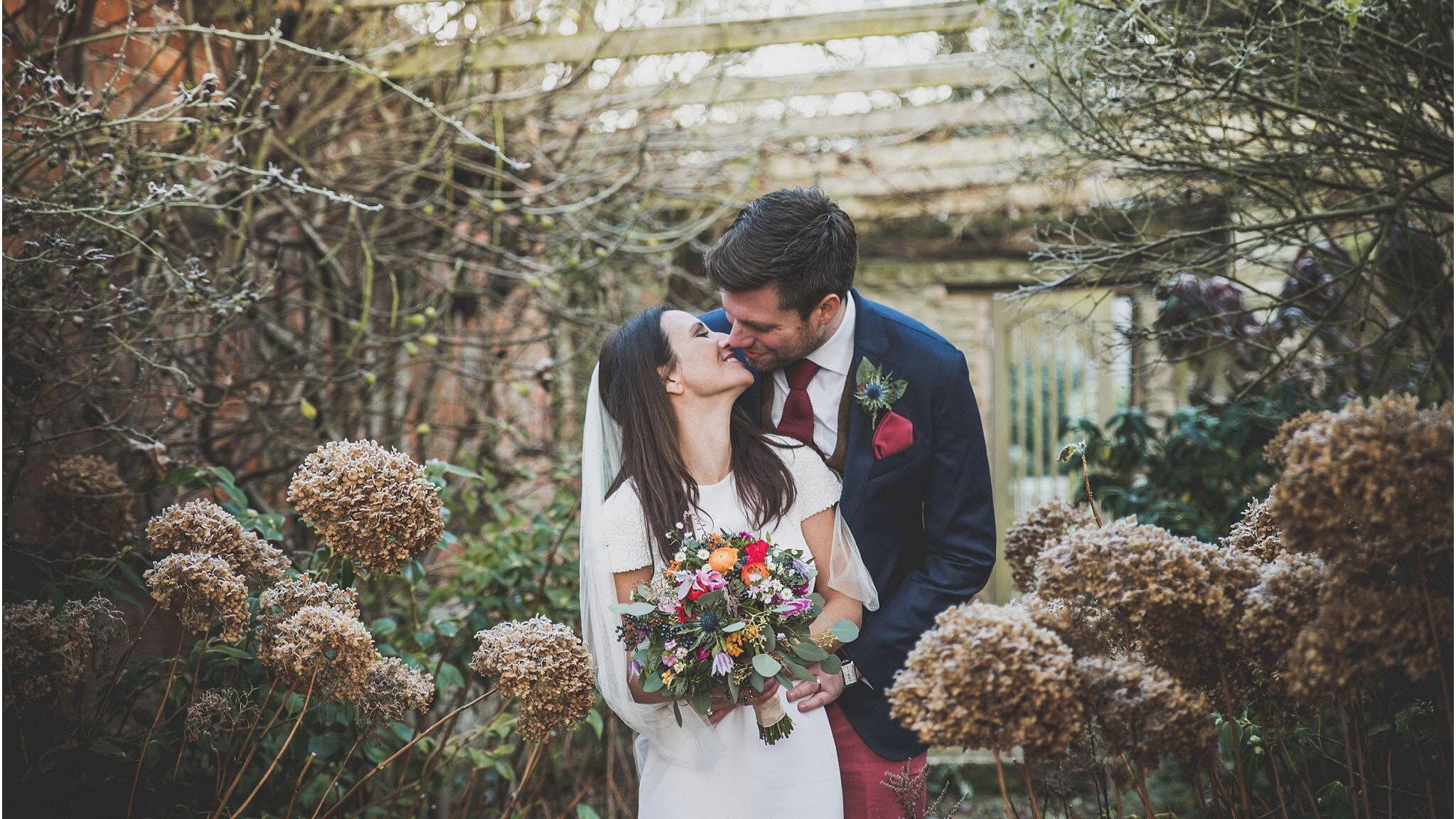 December weddings Dewsall