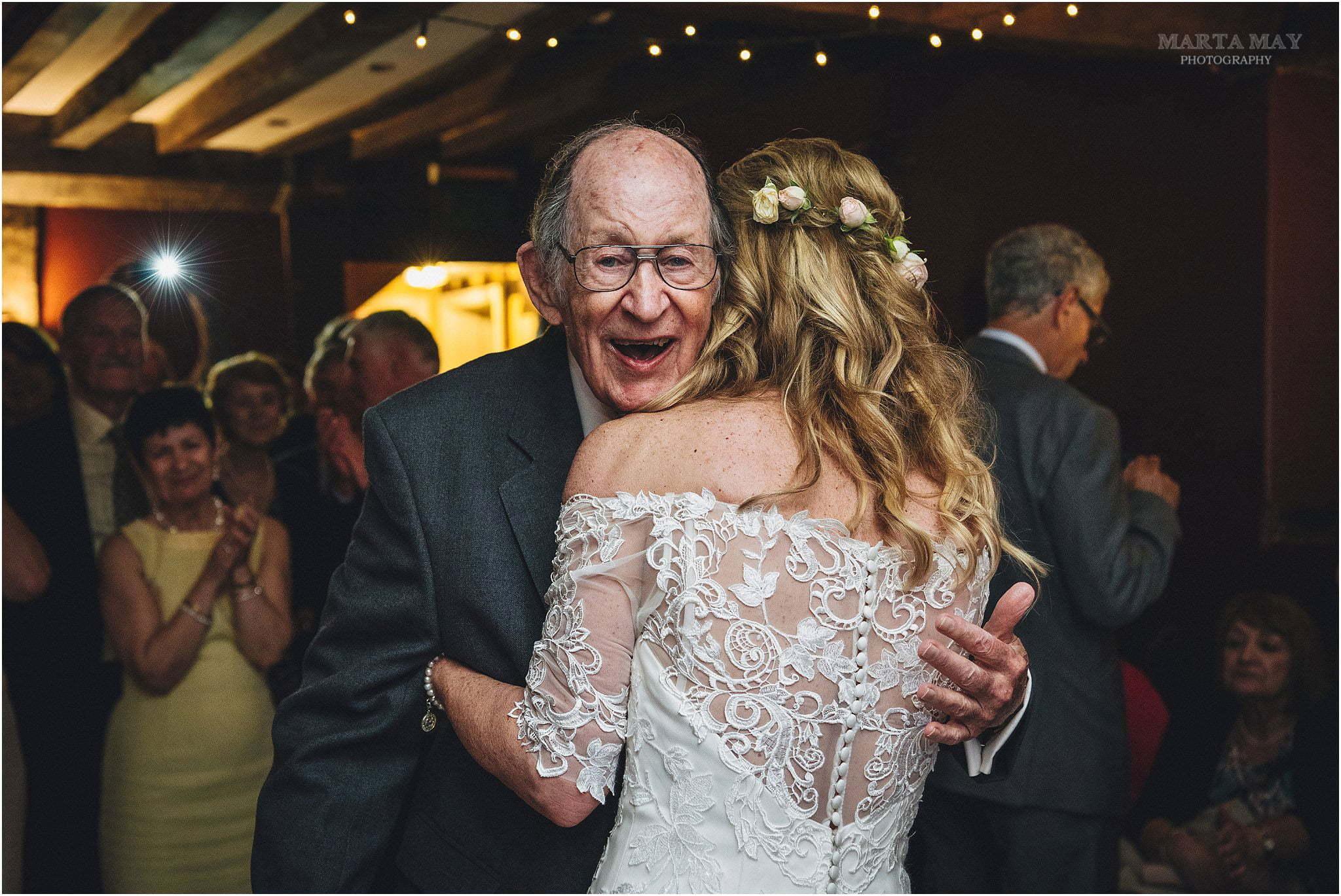 bride dad dance