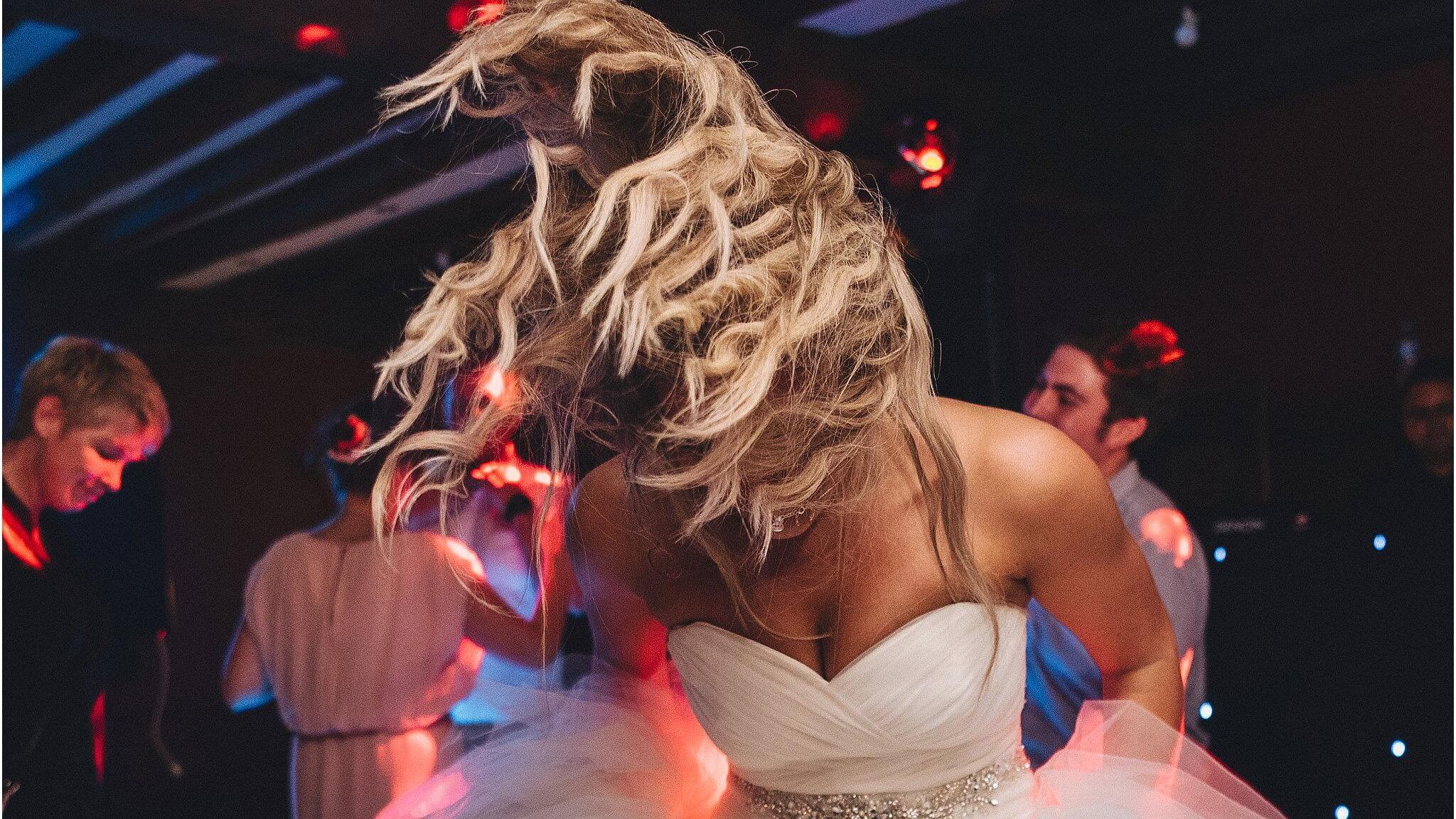 crazy dance floor