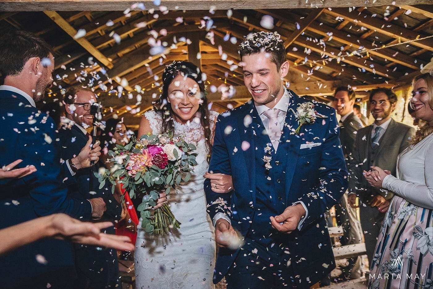confetti Lyde Court