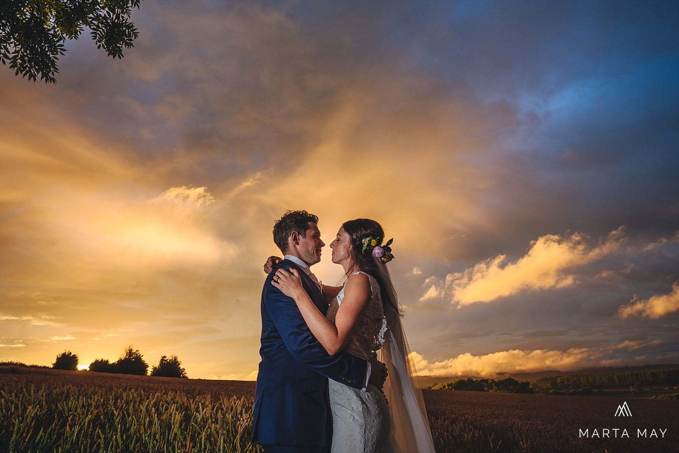 Lyde court couple
