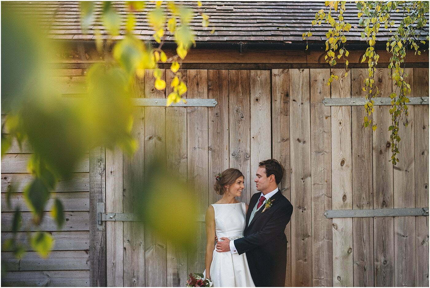 colourful Herefordshire countryside wedding photography