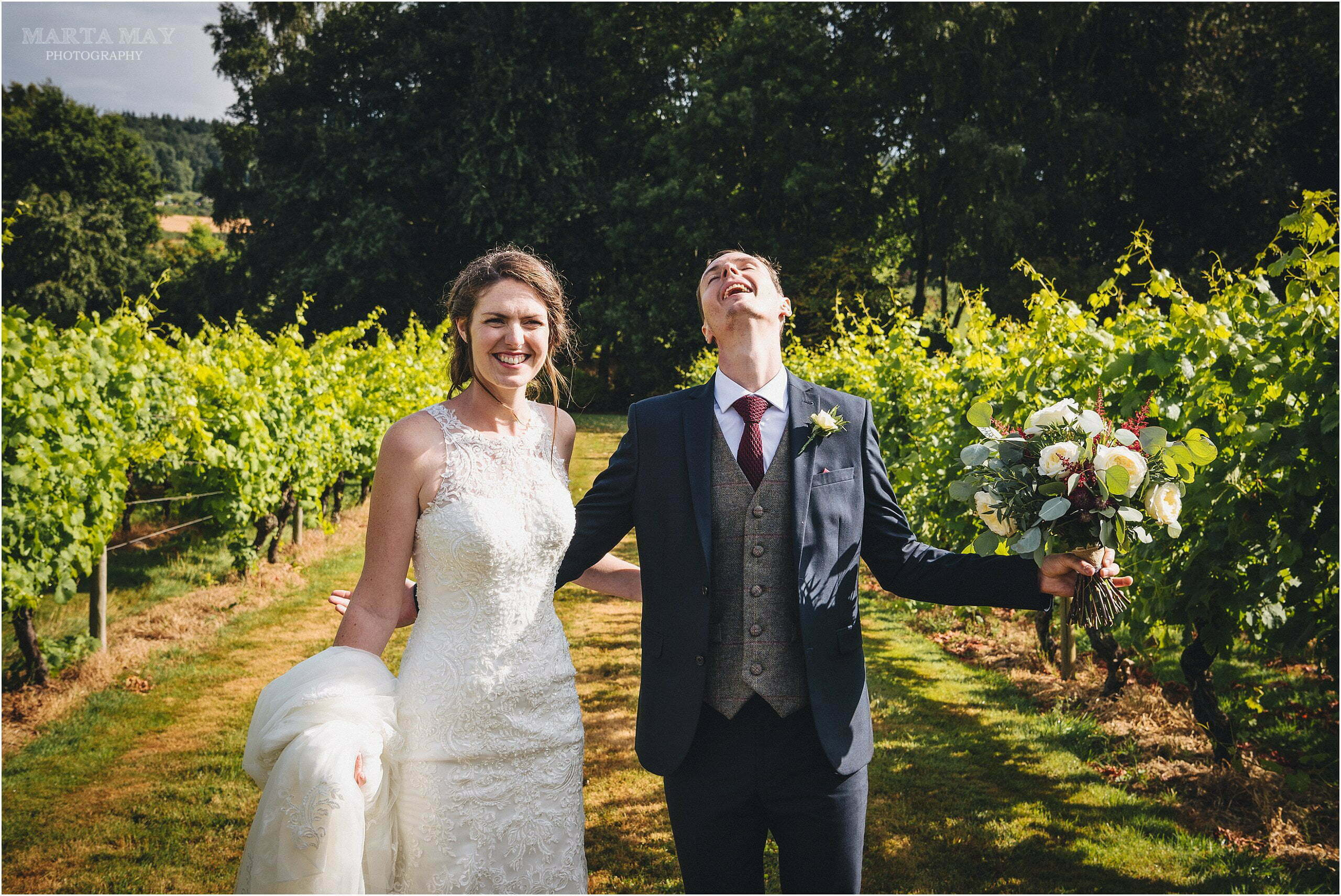Coddington Vineyard wedding