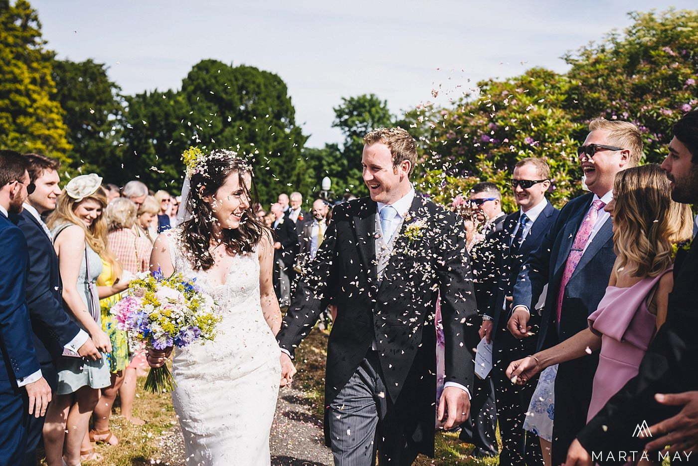 Black Mountains wedding