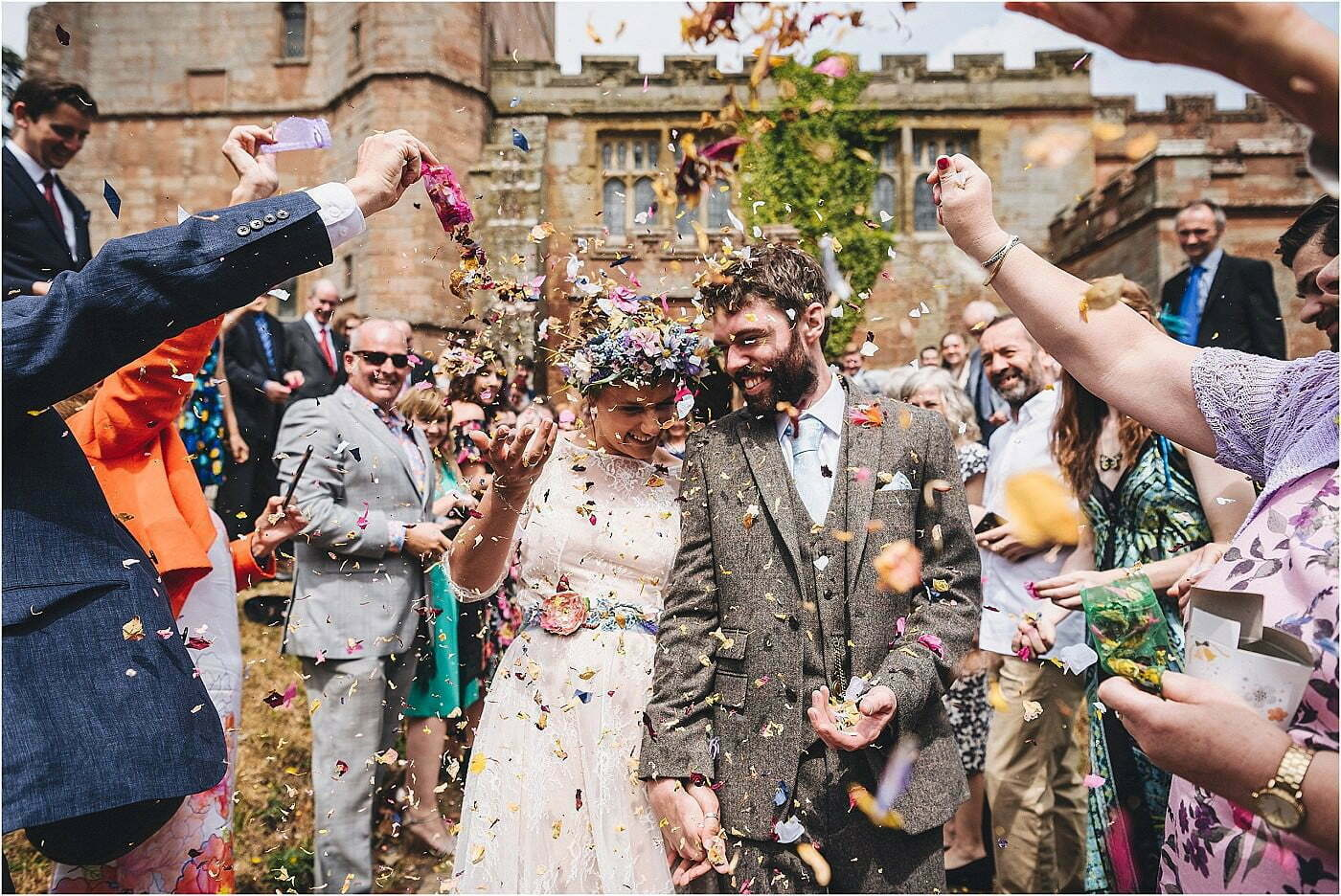 hereford wedding photographer Marta May