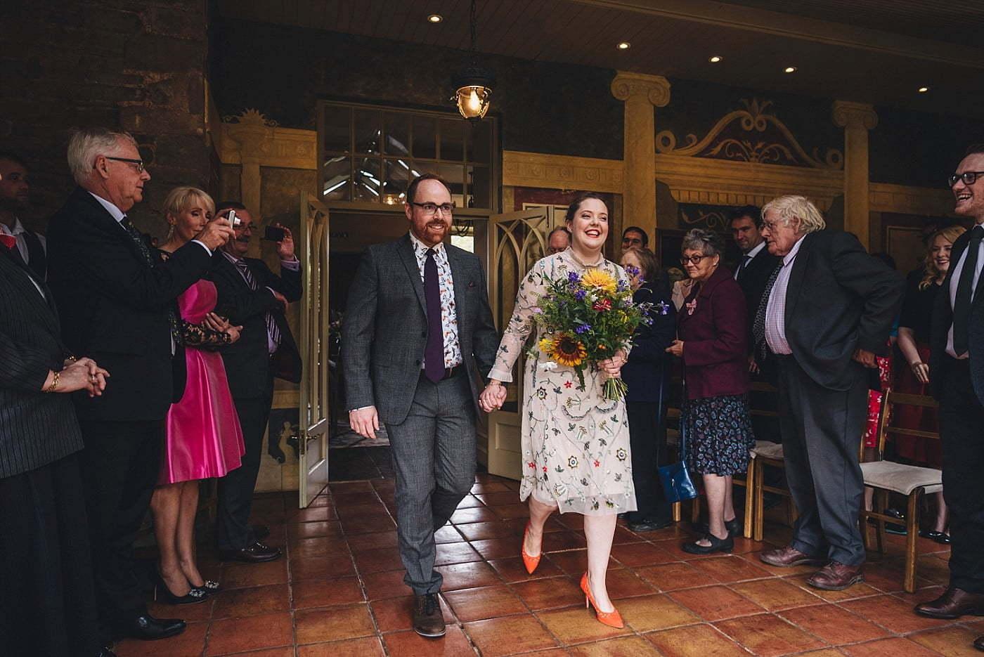 wedding ceremony conservatory