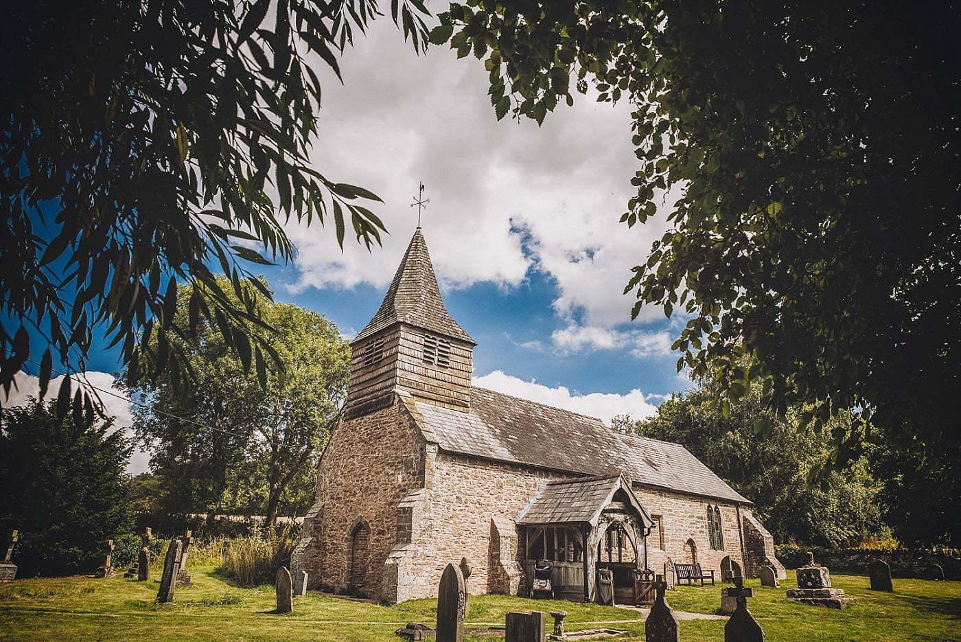 dewsall church