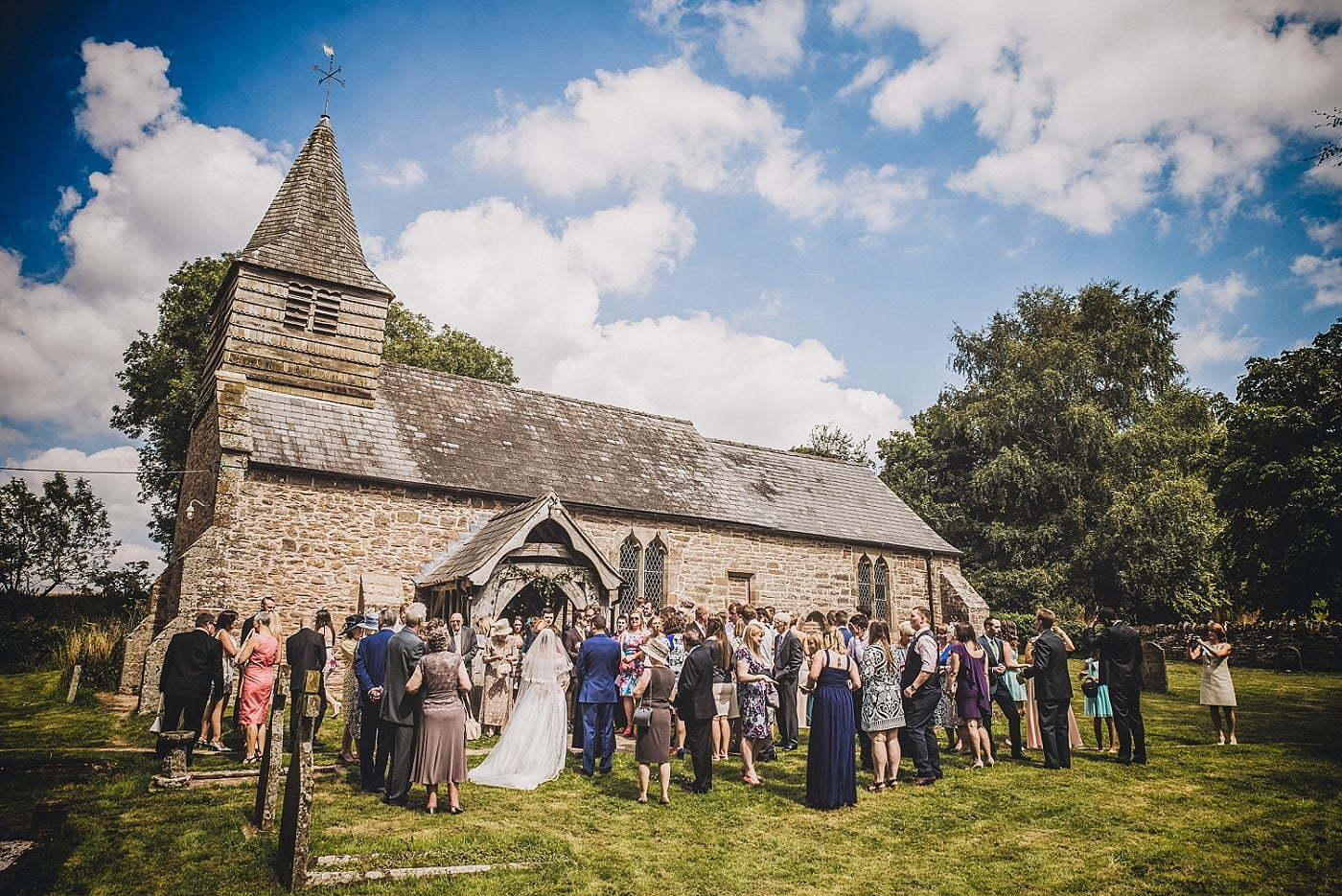 dewsall court wedding hereford
