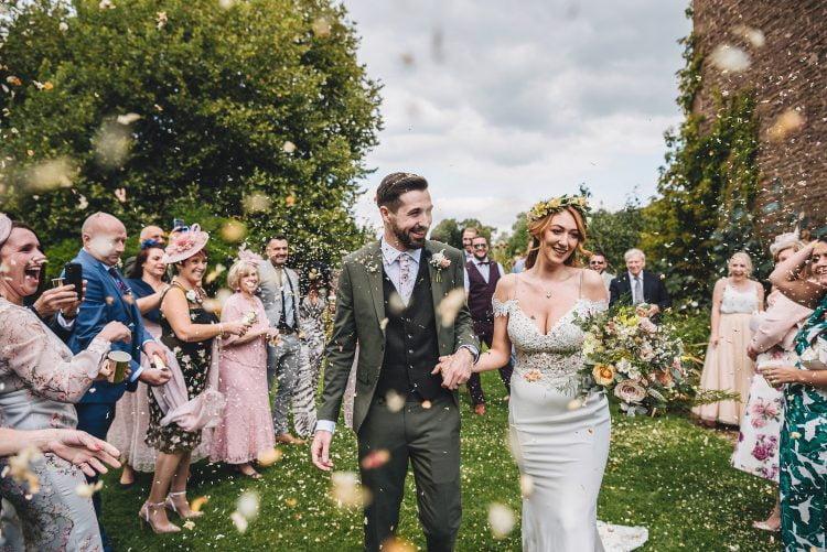 Dewsall Court weddings rock
