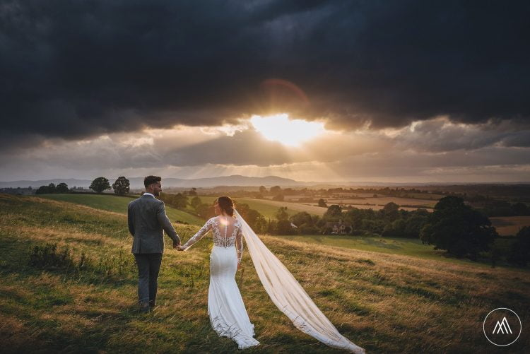 Cotswolds wedding photographer Hereford