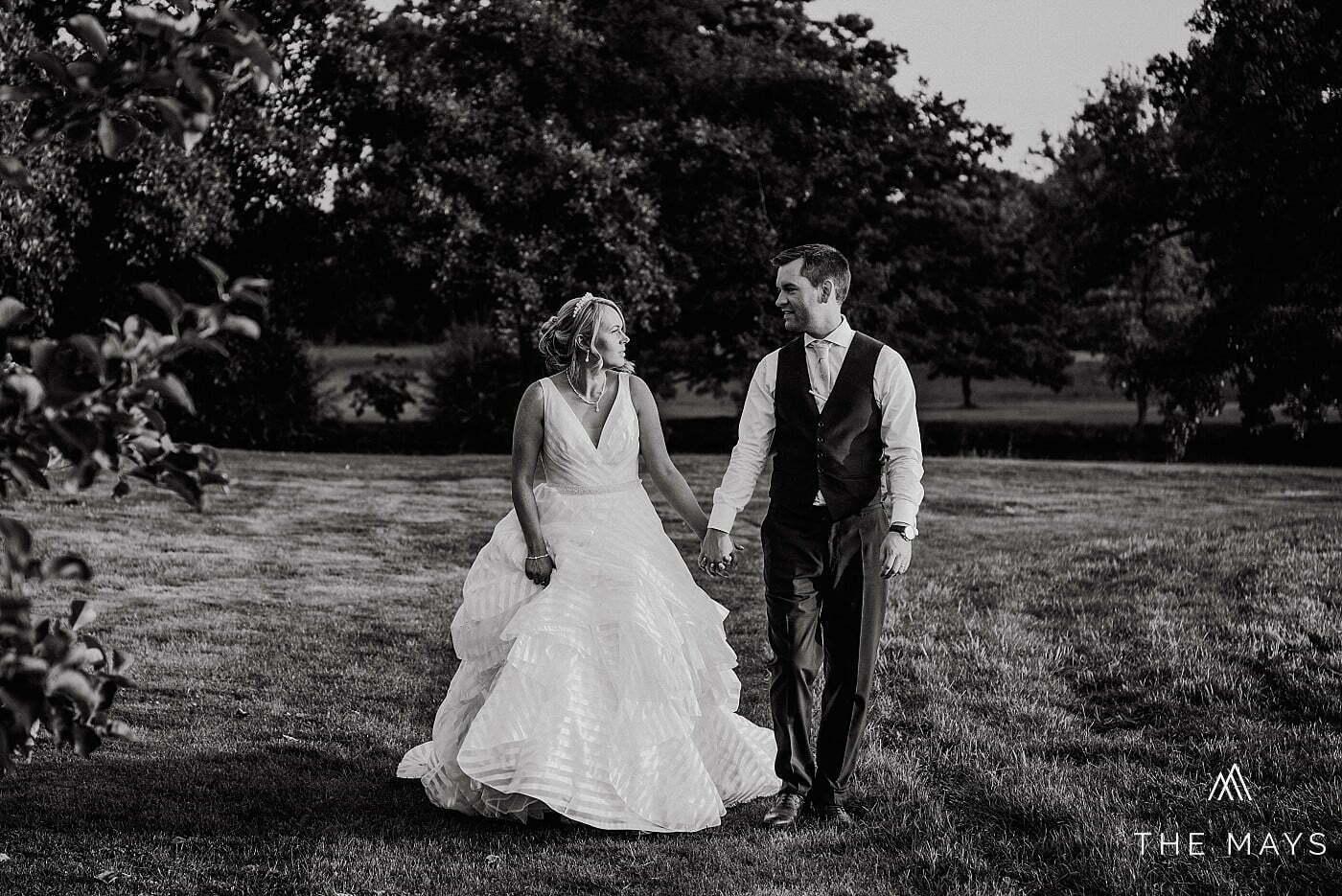 Birtsmorton Court bride