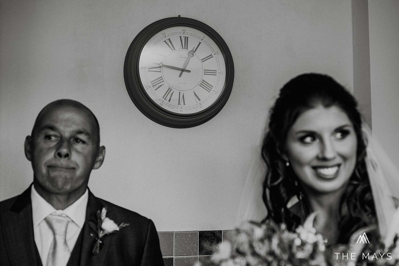 Hereford marquee wedding