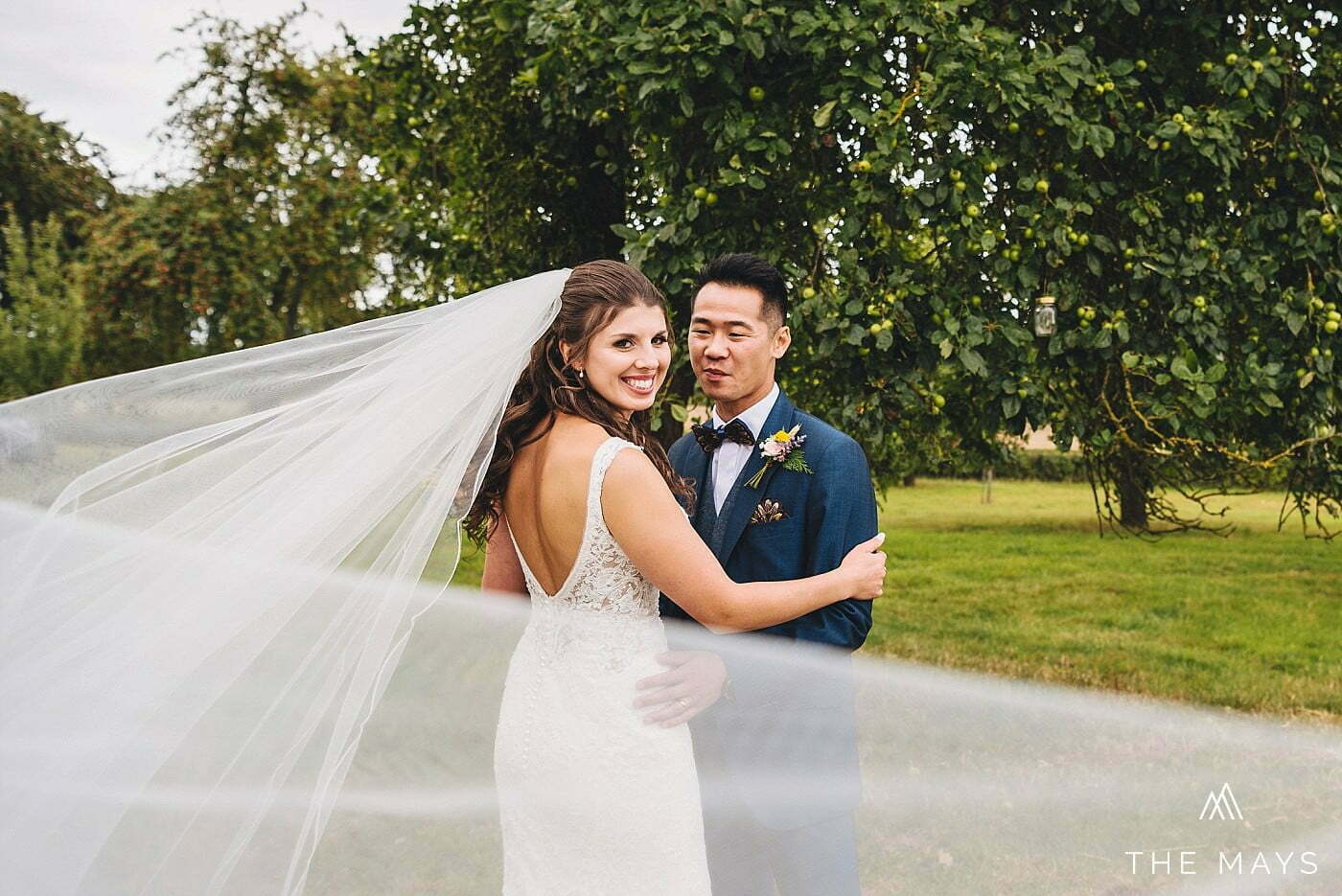 Herefordshire marquee wedding