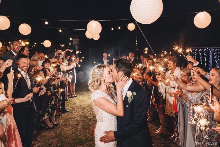 Beautiful countryside wedding