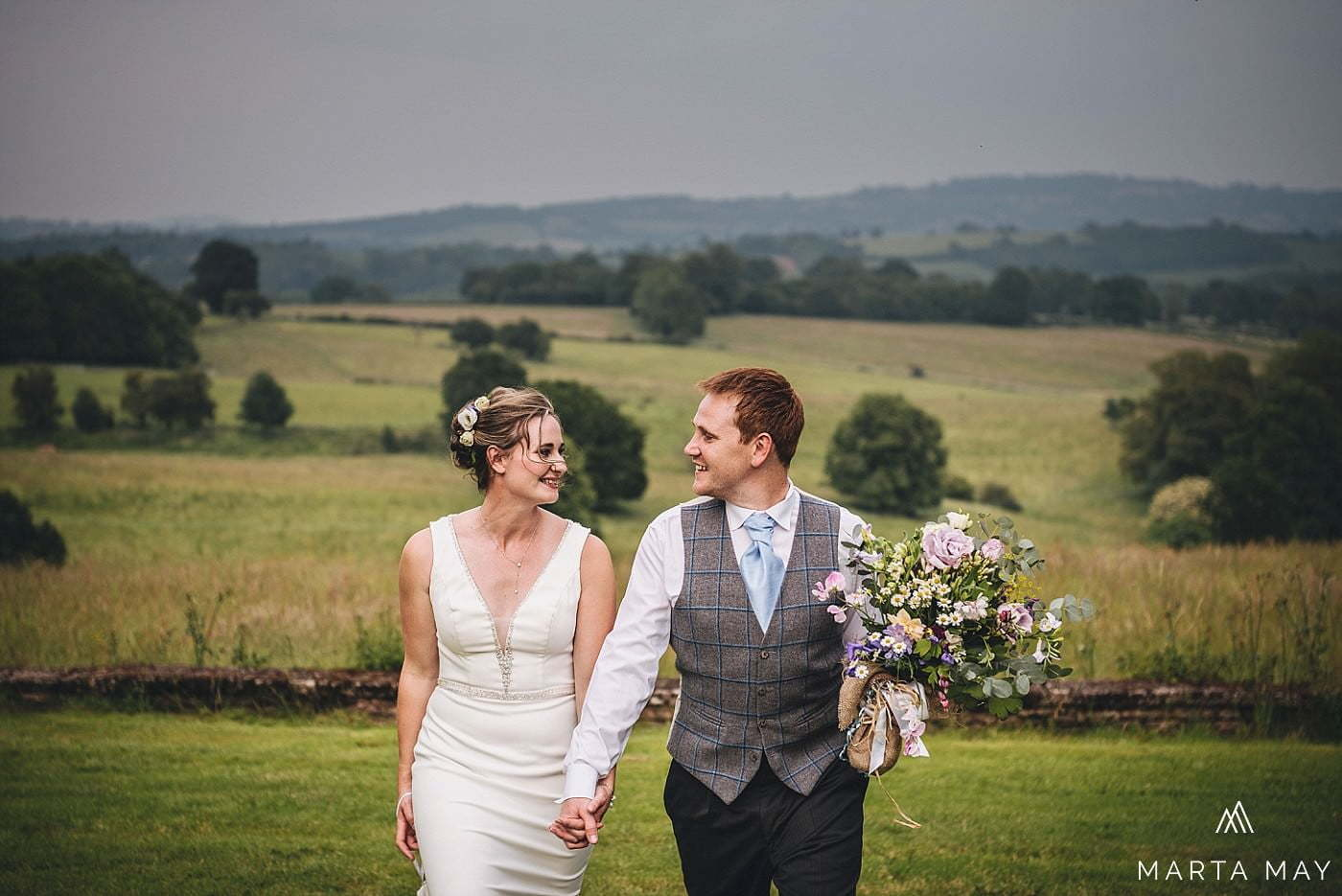 Bredenbury court wedding