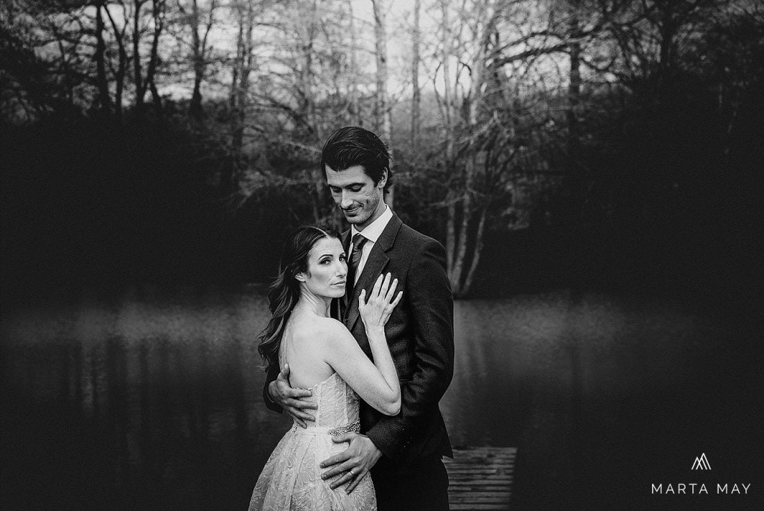small wedding and elopement