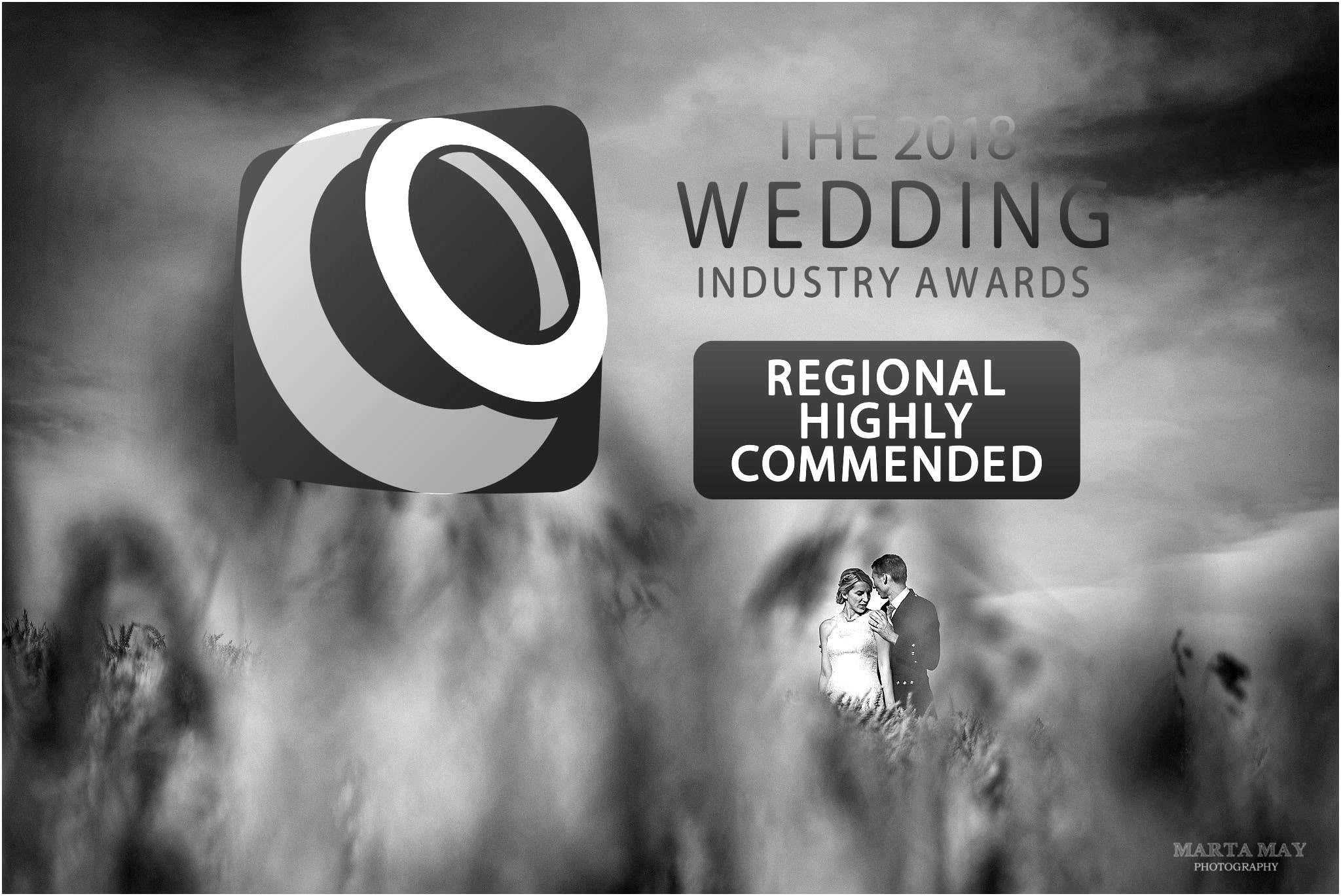 TWIA West Midlands Highly commended