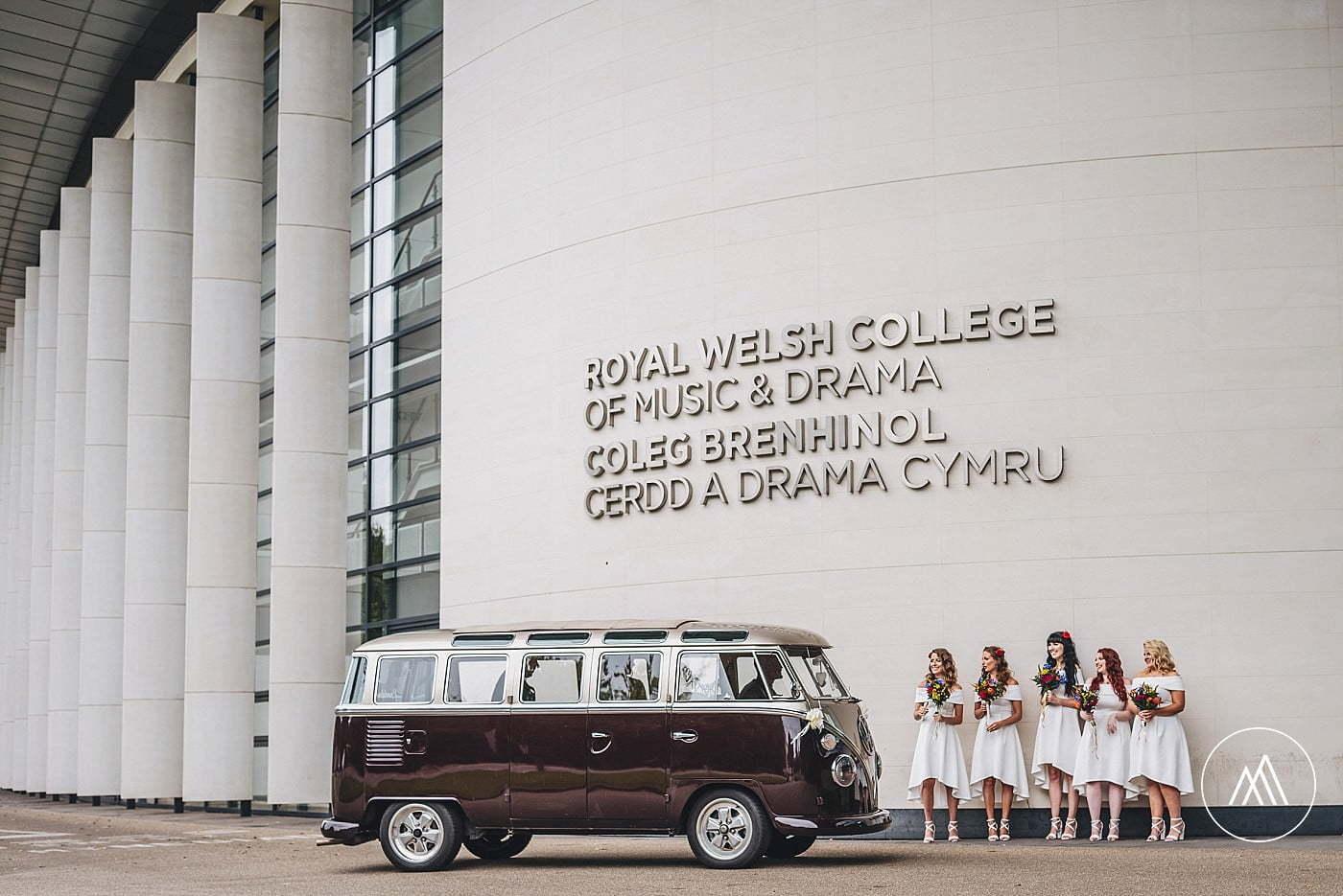 RWCMD wedding venue Cardiff