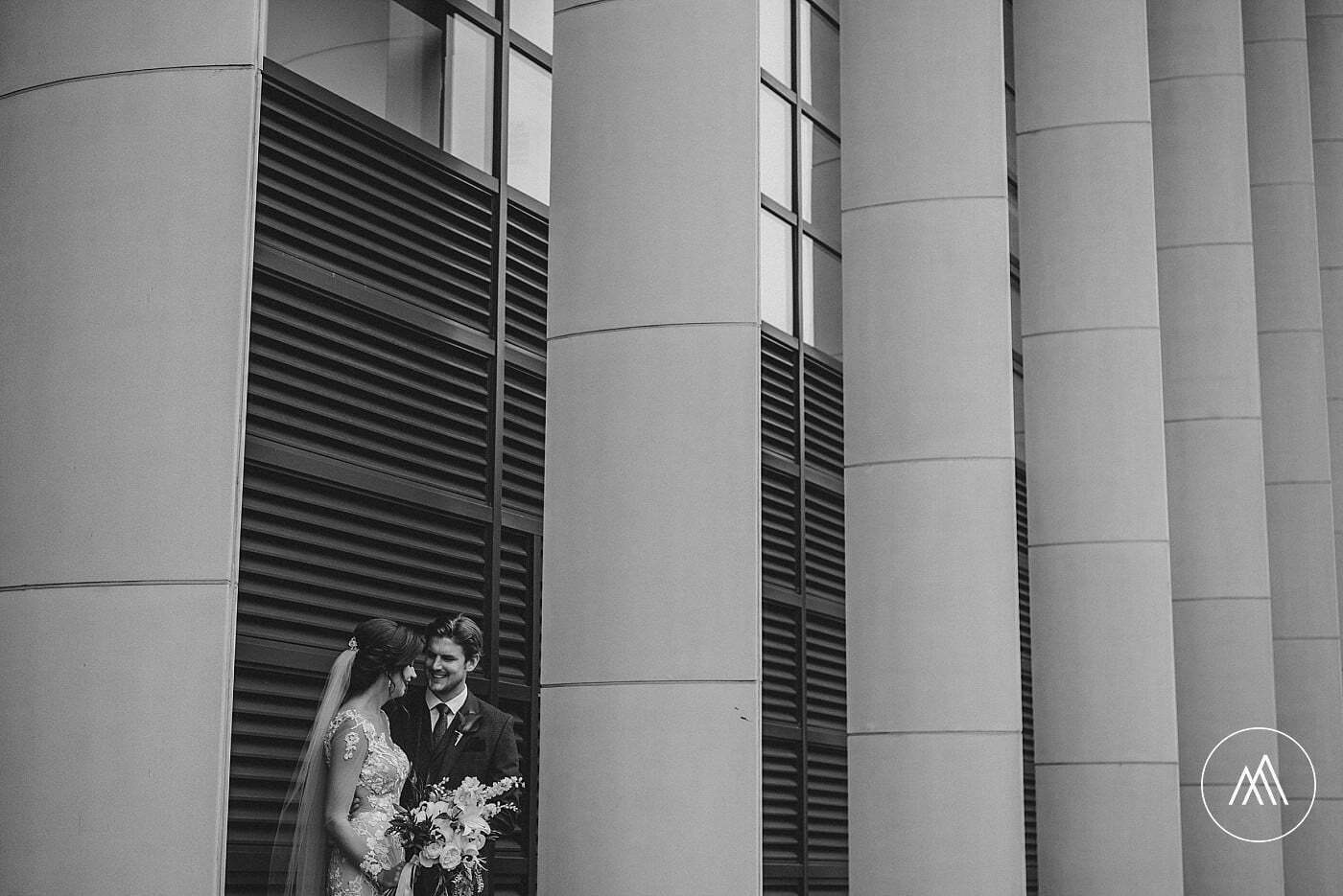 RWCMD bride and groom
