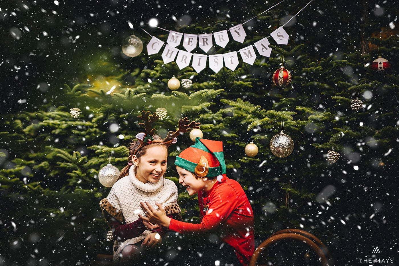 Christmas Minis 2020 Marta May Photography