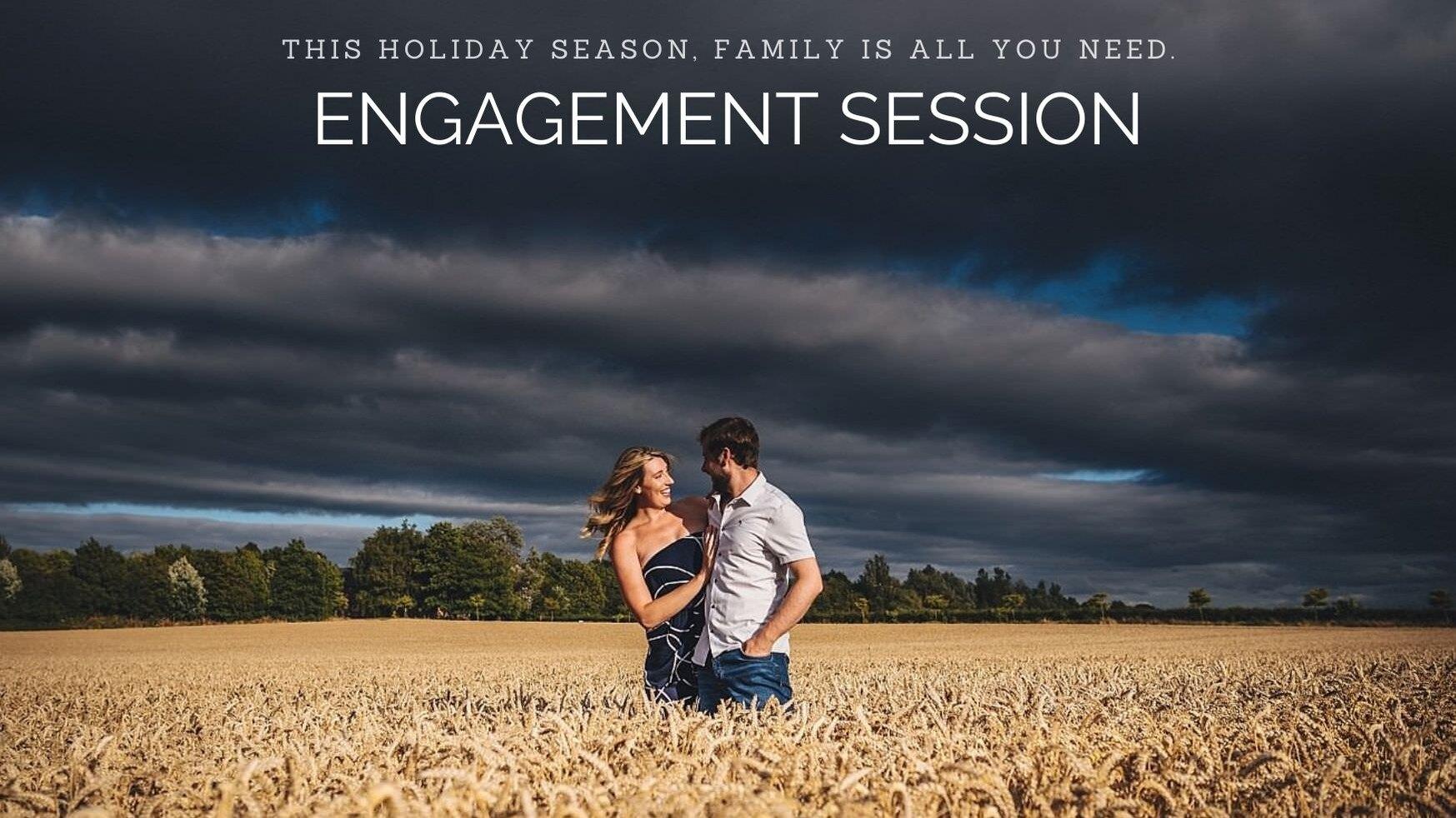 Engagement Session Voucher
