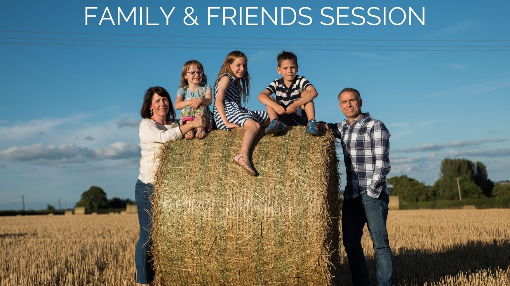 family & friends session